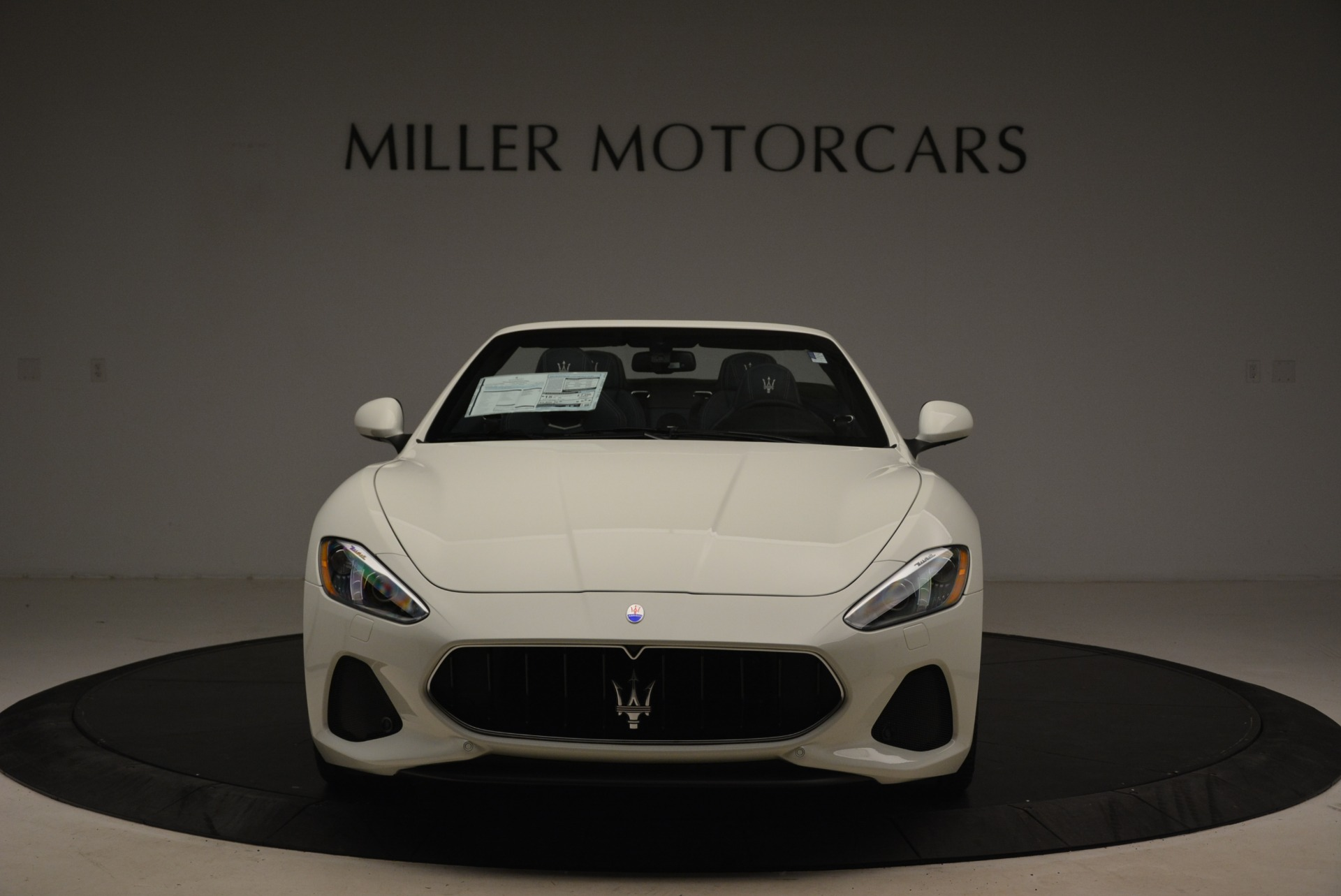 New 2018 Maserati GranTurismo Sport Convertible For Sale In Greenwich, CT. Alfa Romeo of Greenwich, M2067 2106_p13