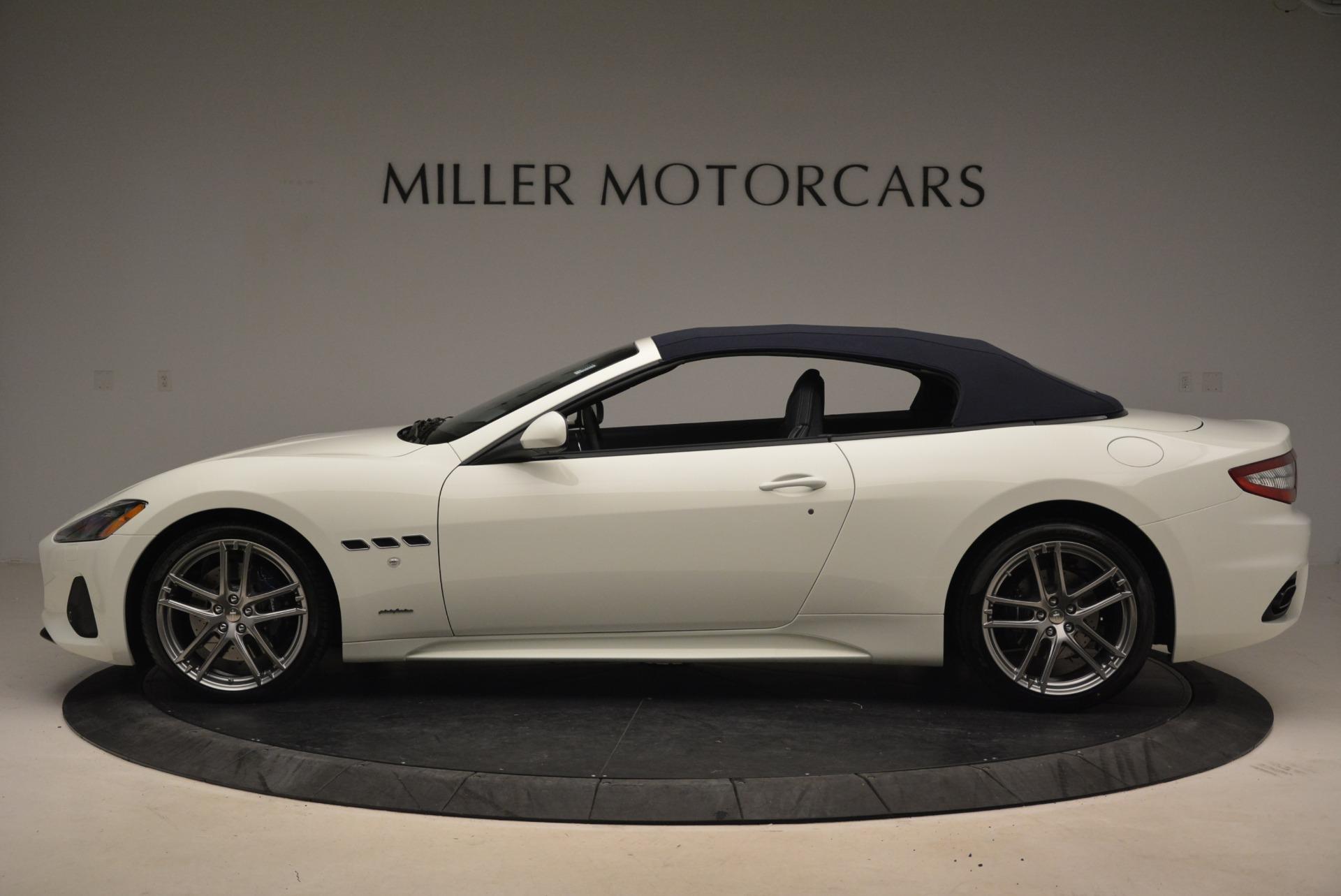 New 2018 Maserati GranTurismo Sport Convertible For Sale In Greenwich, CT. Alfa Romeo of Greenwich, M2067 2106_p16