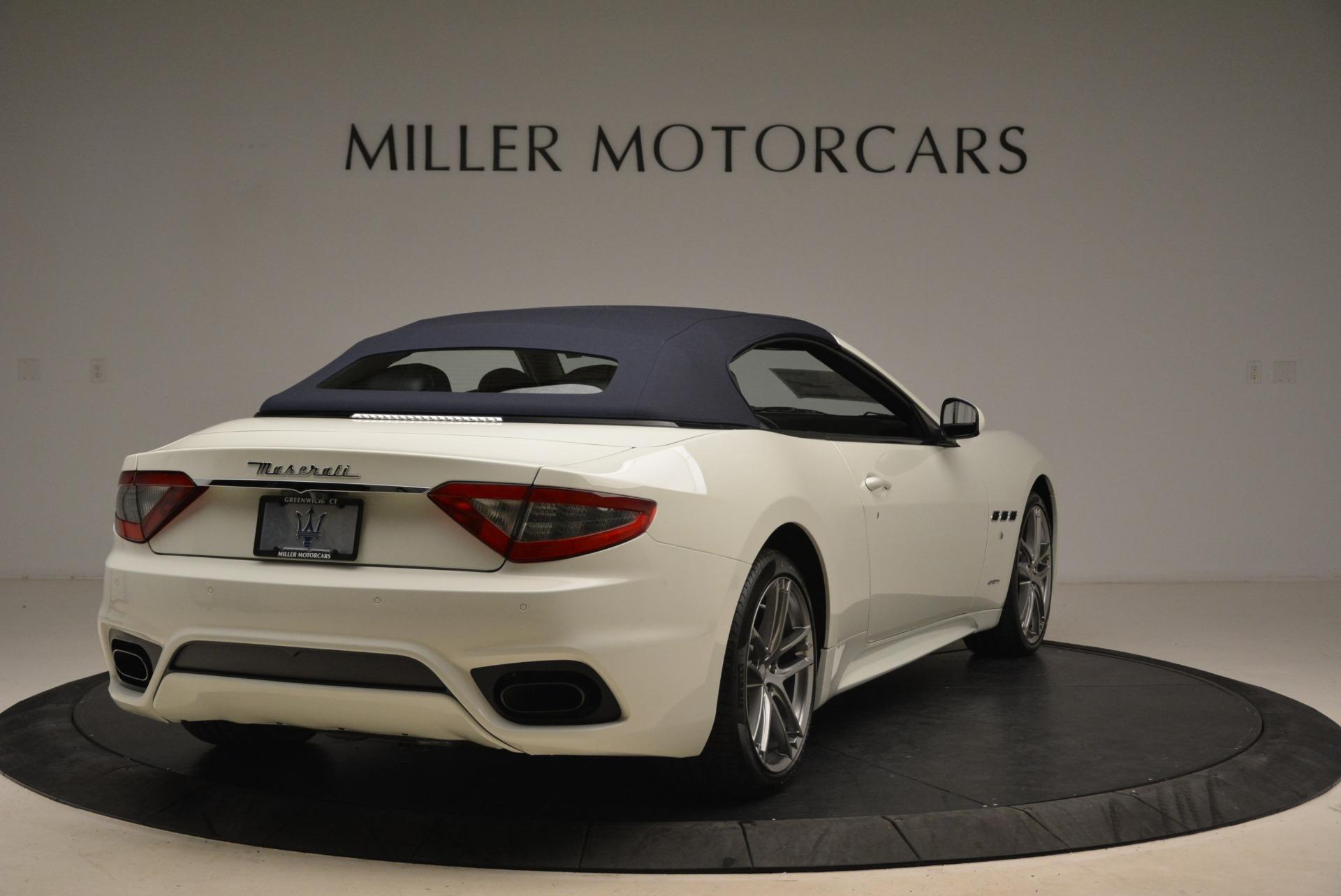 New 2018 Maserati GranTurismo Sport Convertible For Sale In Greenwich, CT. Alfa Romeo of Greenwich, M2067 2106_p20
