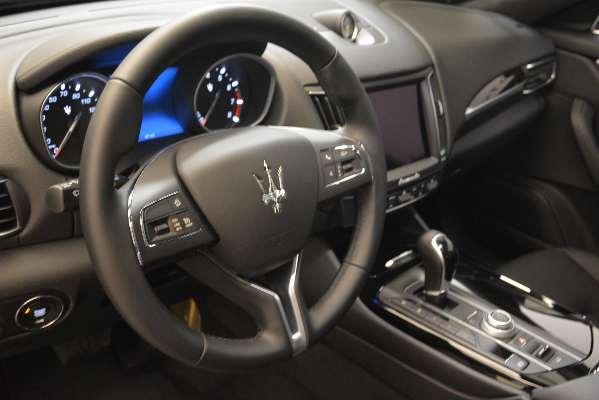 New 2018 Maserati Levante Q4 For Sale In Greenwich, CT. Alfa Romeo of Greenwich, M2066 2107_p13
