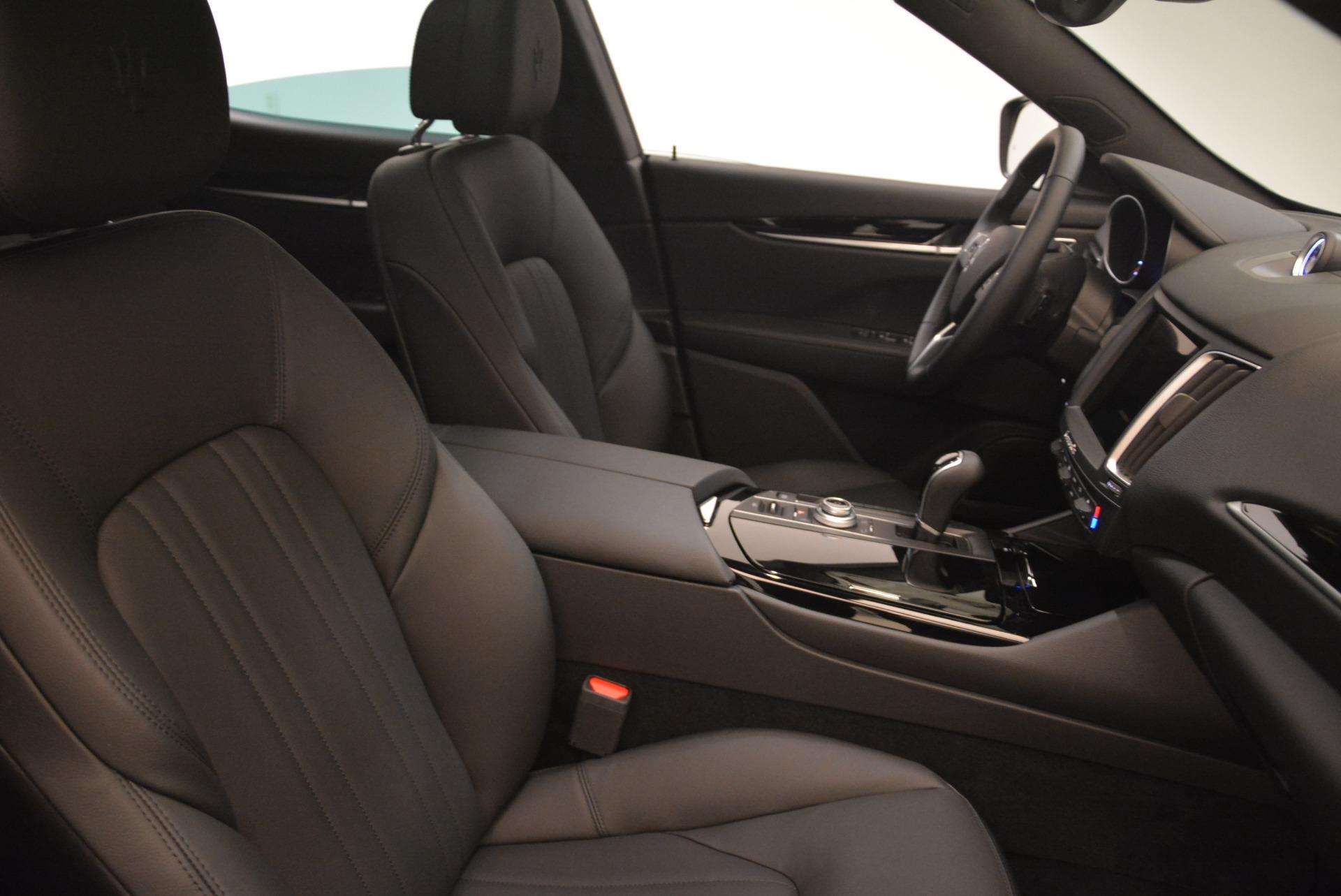 New 2018 Maserati Levante Q4 For Sale In Greenwich, CT. Alfa Romeo of Greenwich, M2066 2107_p21