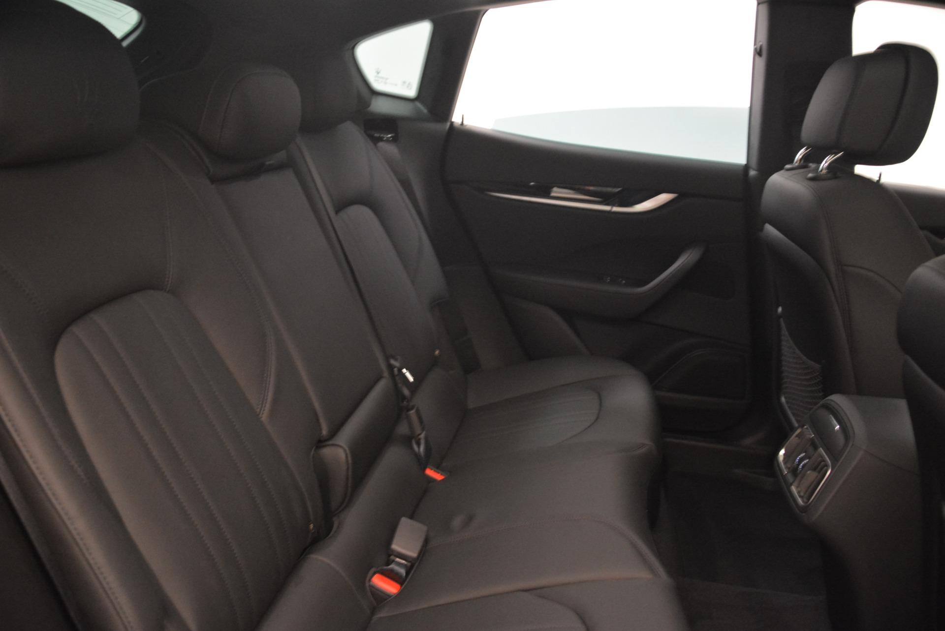 New 2018 Maserati Levante Q4 For Sale In Greenwich, CT. Alfa Romeo of Greenwich, M2066 2107_p24