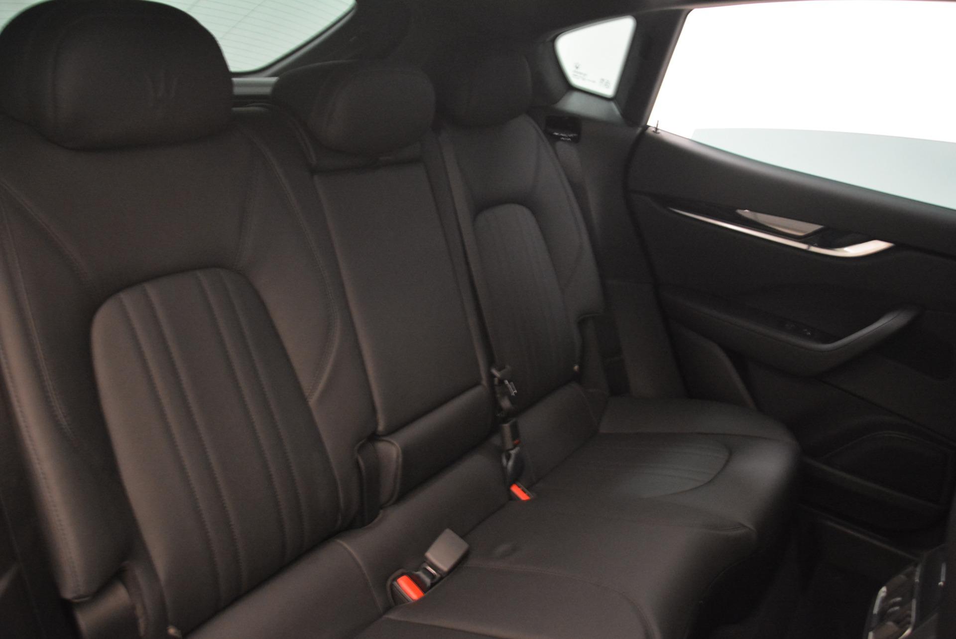 New 2018 Maserati Levante Q4 For Sale In Greenwich, CT. Alfa Romeo of Greenwich, M2066 2107_p25