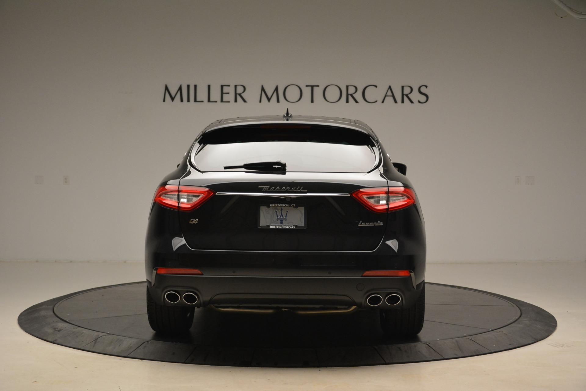 New 2018 Maserati Levante Q4 For Sale In Greenwich, CT. Alfa Romeo of Greenwich, M2066 2107_p5