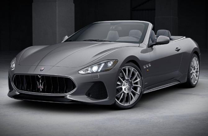 New 2018 Maserati GranTurismo Sport Convertible For Sale In Greenwich, CT. Alfa Romeo of Greenwich, M2068 2109_main