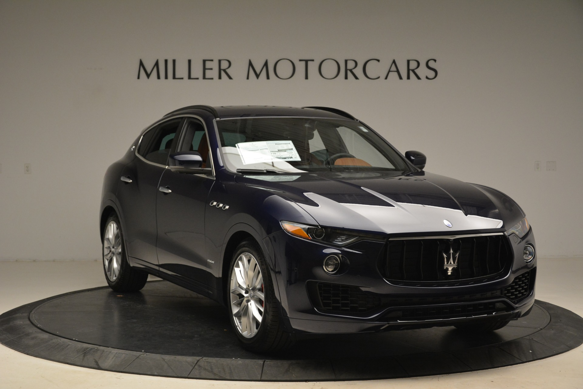 New 2018 Maserati Levante Q4 GranSport For Sale In Greenwich, CT. Alfa Romeo of Greenwich, M2065 2110_p11
