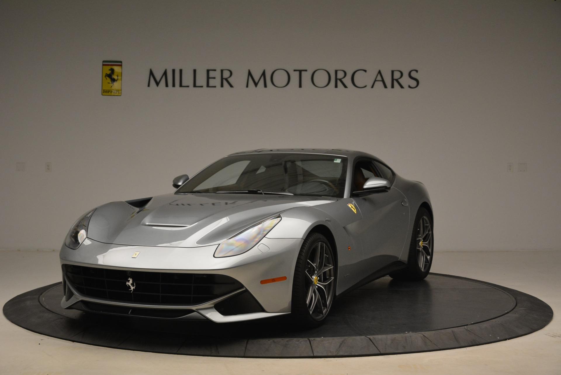 Used 2017 Ferrari F12 Berlinetta  For Sale In Greenwich, CT. Alfa Romeo of Greenwich, 4601 2111_main