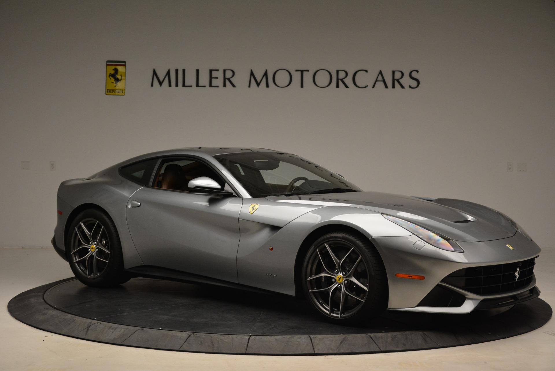 Used 2017 Ferrari F12 Berlinetta  For Sale In Greenwich, CT. Alfa Romeo of Greenwich, 4601 2111_p10