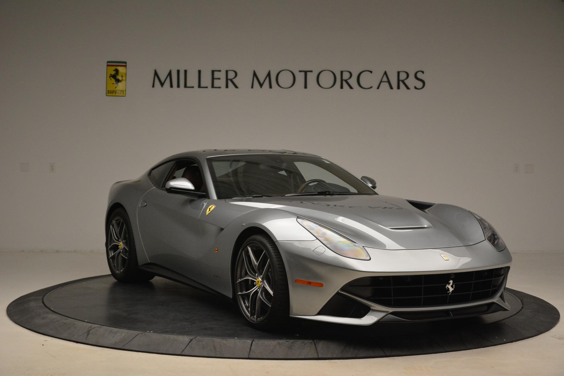 Used 2017 Ferrari F12 Berlinetta  For Sale In Greenwich, CT. Alfa Romeo of Greenwich, 4601 2111_p11