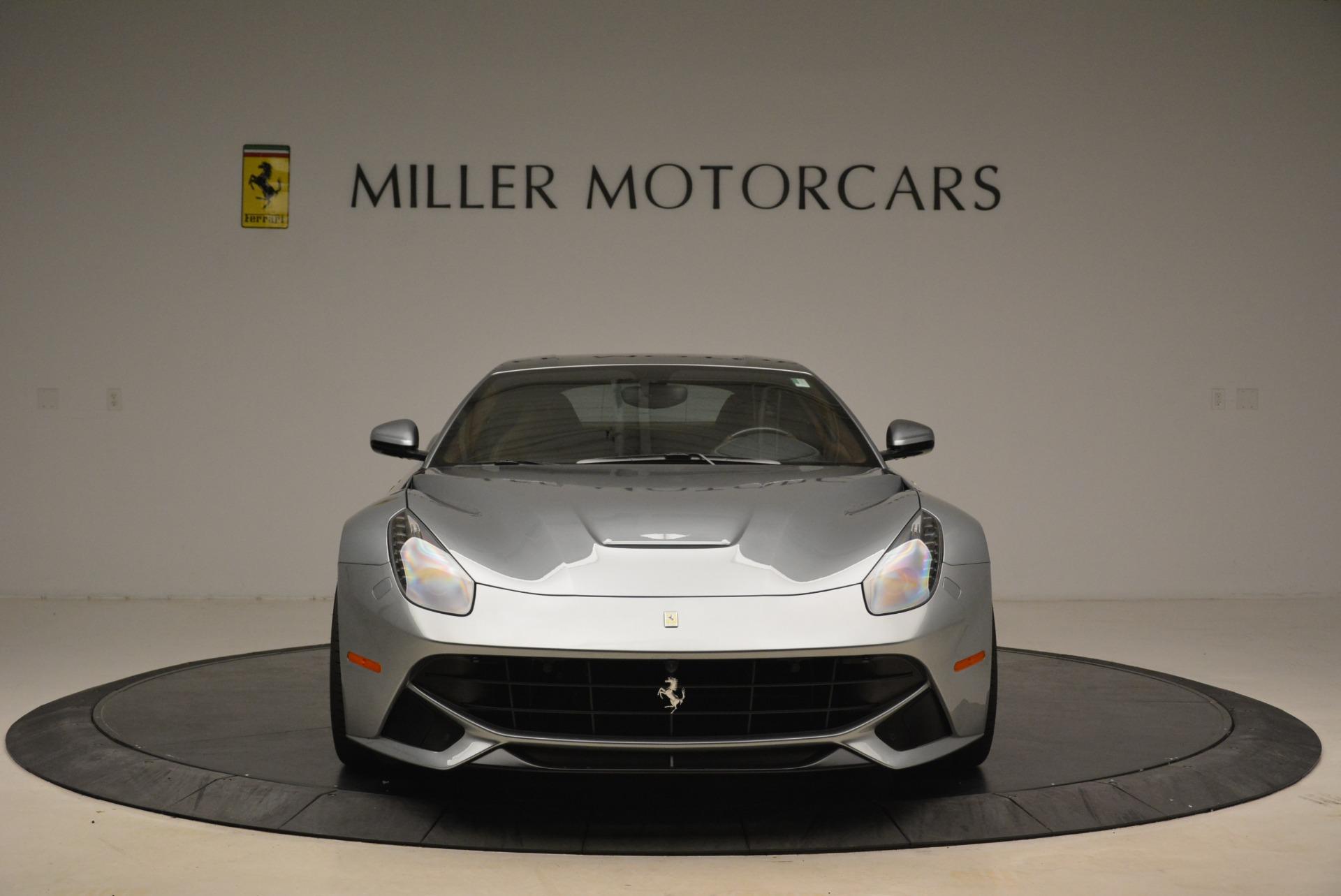 Used 2017 Ferrari F12 Berlinetta  For Sale In Greenwich, CT. Alfa Romeo of Greenwich, 4601 2111_p12