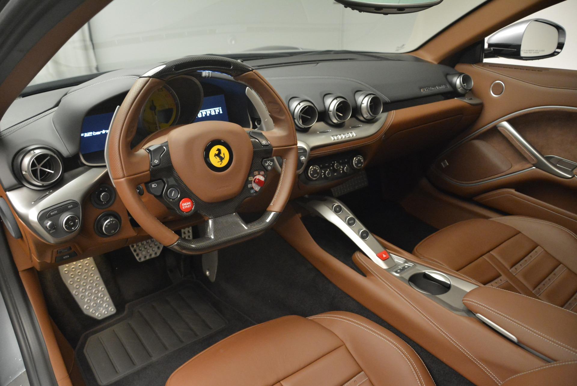 Used 2017 Ferrari F12 Berlinetta  For Sale In Greenwich, CT. Alfa Romeo of Greenwich, 4601 2111_p13