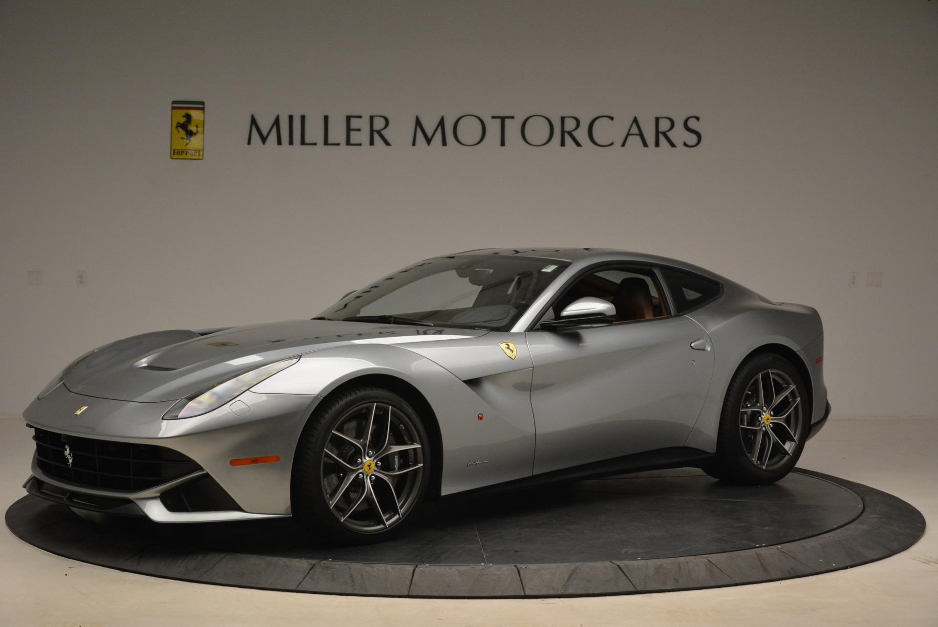 Used 2017 Ferrari F12 Berlinetta  For Sale In Greenwich, CT. Alfa Romeo of Greenwich, 4601 2111_p2