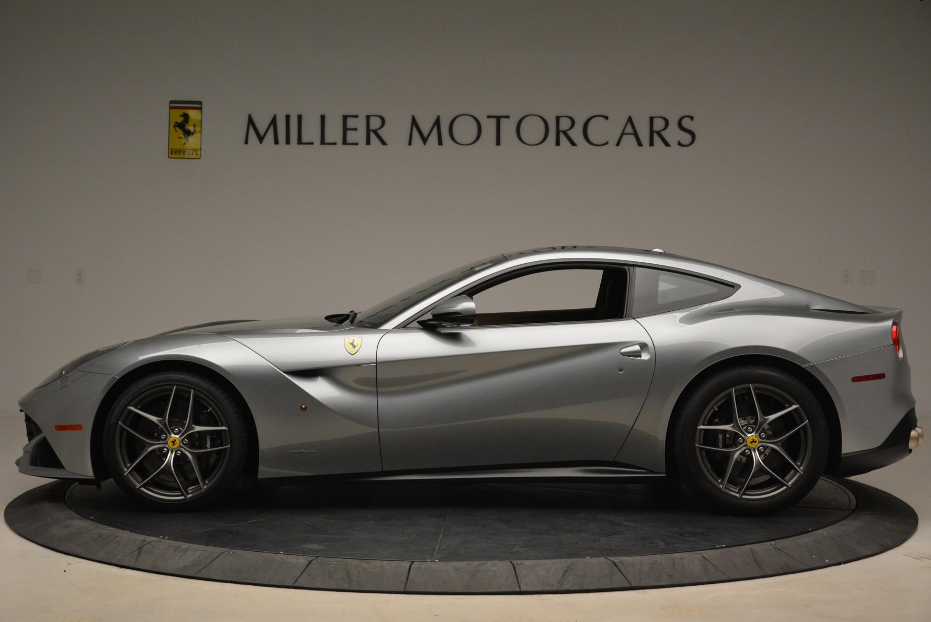 Used 2017 Ferrari F12 Berlinetta  For Sale In Greenwich, CT. Alfa Romeo of Greenwich, 4601 2111_p3