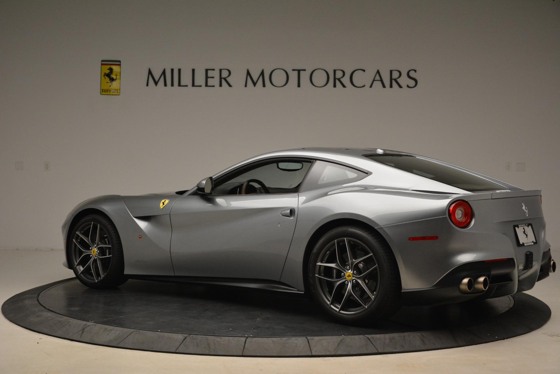 Used 2017 Ferrari F12 Berlinetta  For Sale In Greenwich, CT. Alfa Romeo of Greenwich, 4601 2111_p4