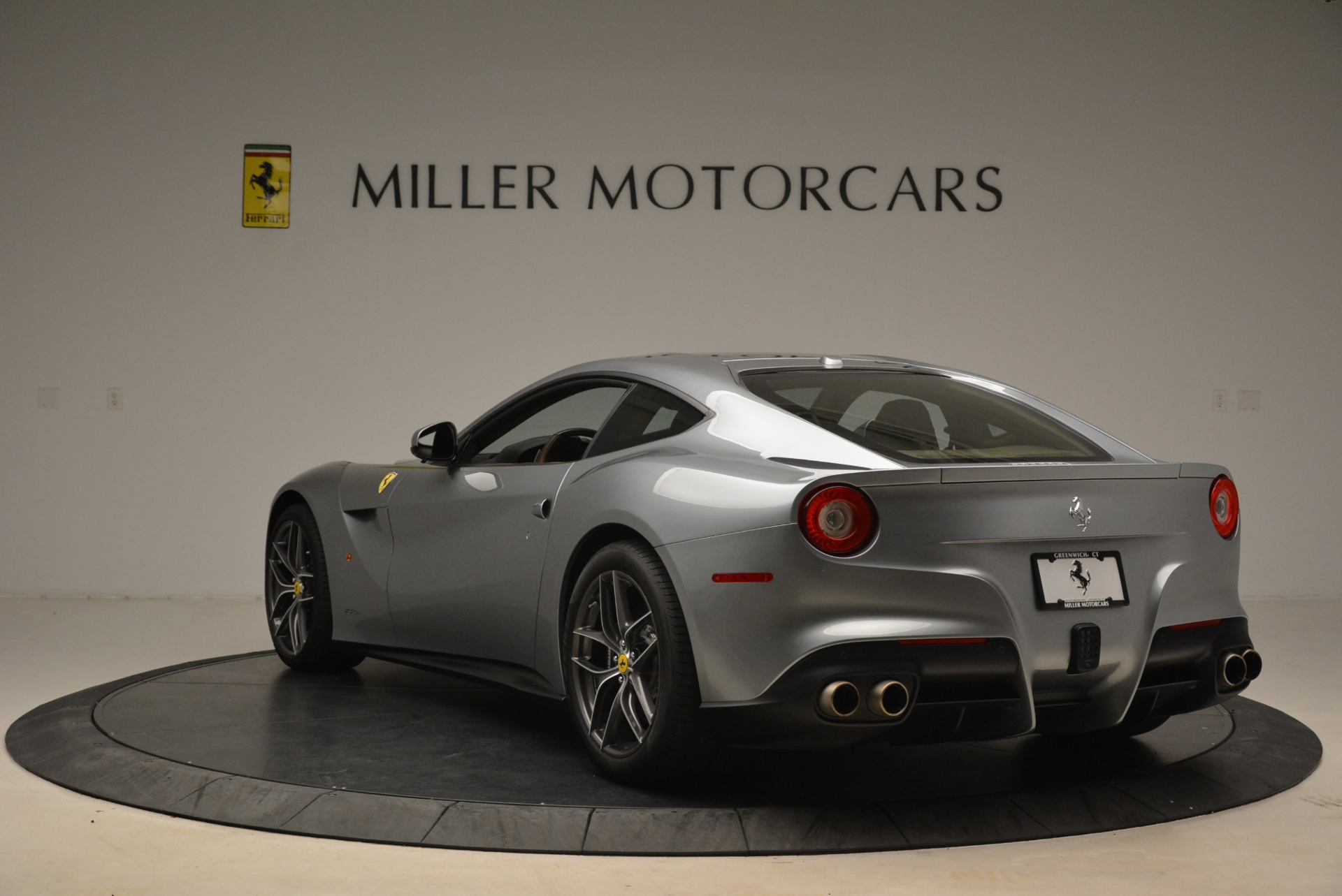 Used 2017 Ferrari F12 Berlinetta  For Sale In Greenwich, CT. Alfa Romeo of Greenwich, 4601 2111_p5