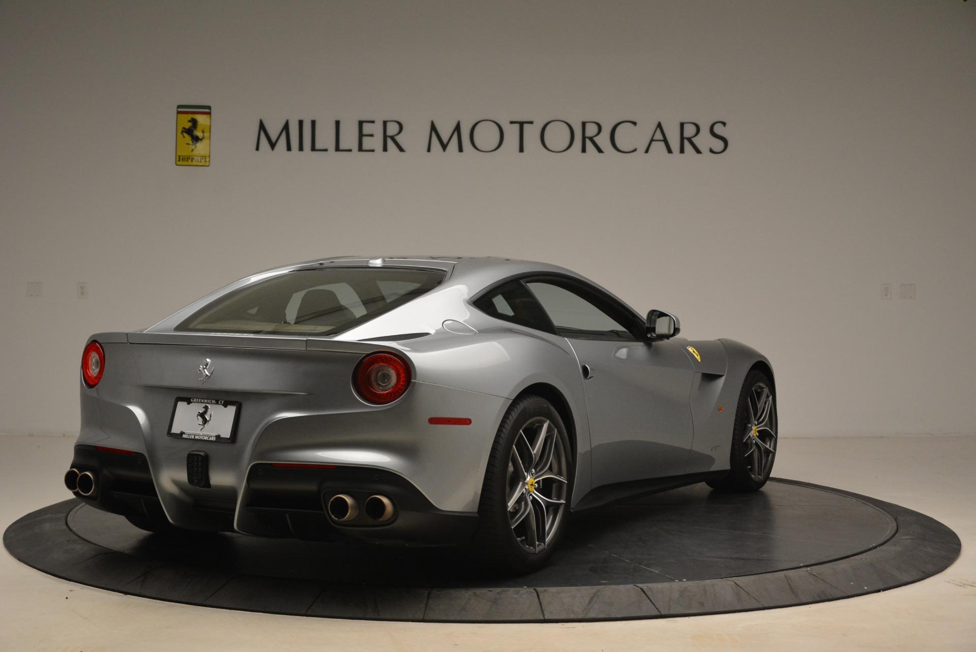 Used 2017 Ferrari F12 Berlinetta  For Sale In Greenwich, CT. Alfa Romeo of Greenwich, 4601 2111_p7