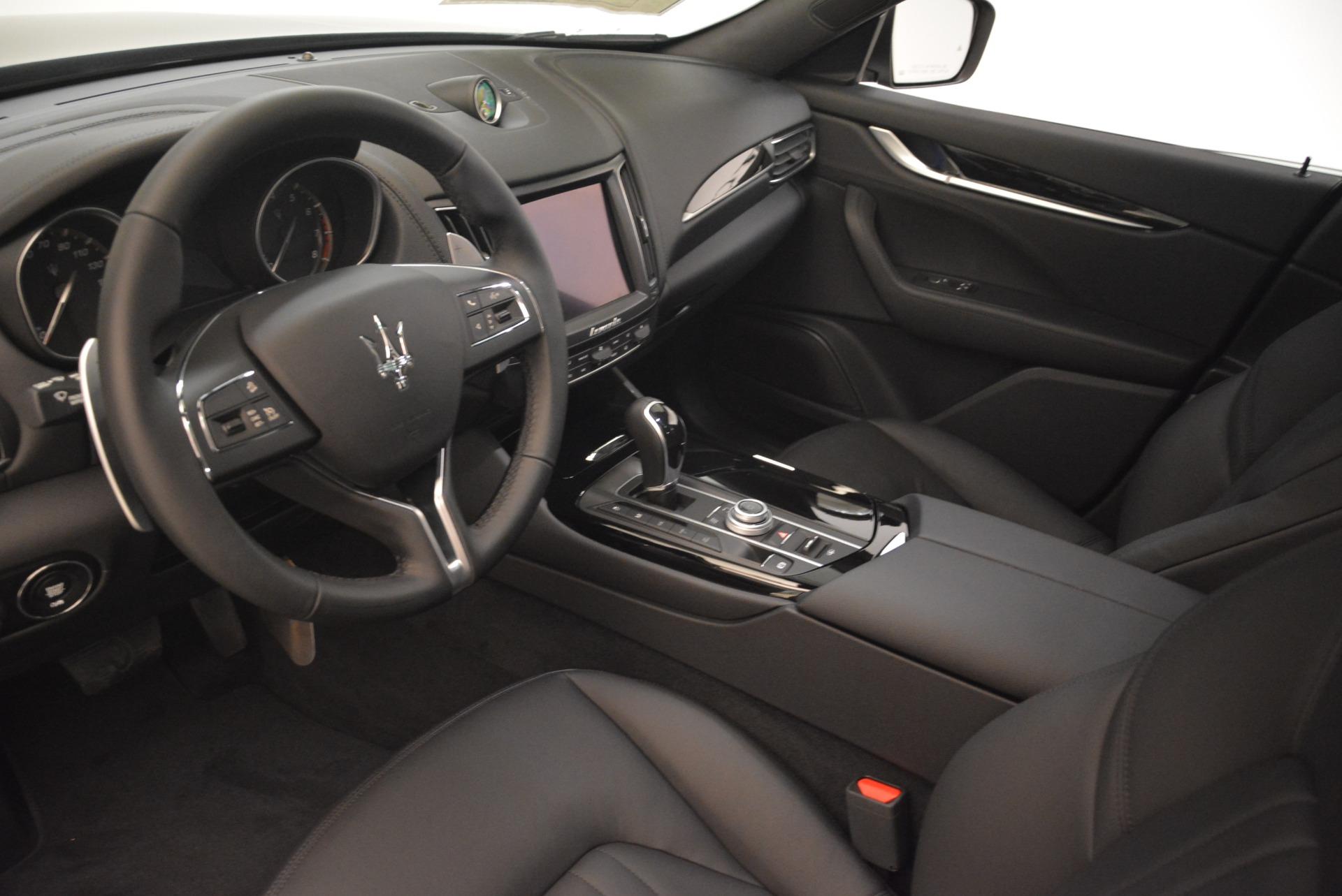 New 2018 Maserati Levante Q4 For Sale In Greenwich, CT. Alfa Romeo of Greenwich, M2076 2113_p12