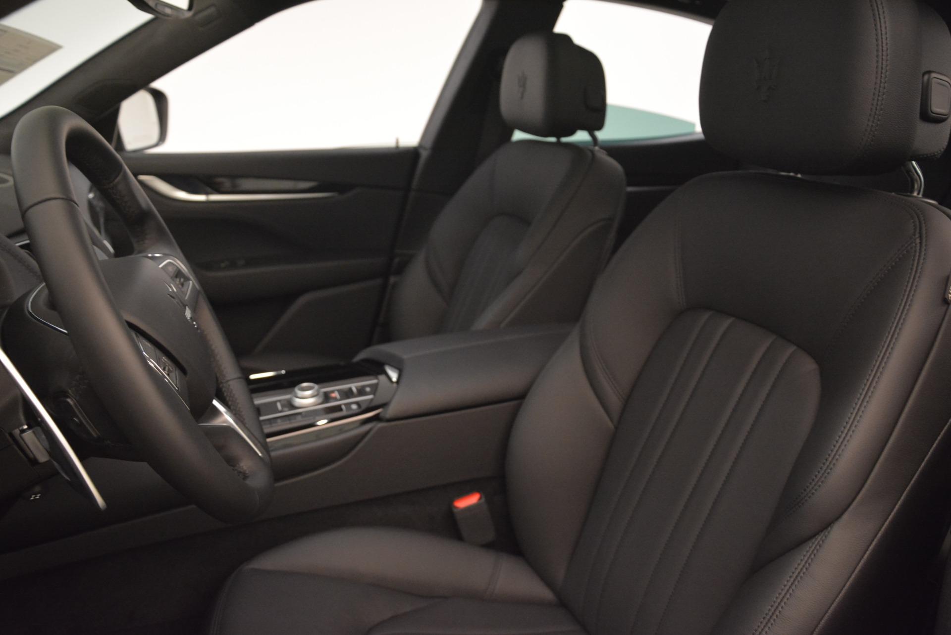 New 2018 Maserati Levante Q4 For Sale In Greenwich, CT. Alfa Romeo of Greenwich, M2076 2113_p14