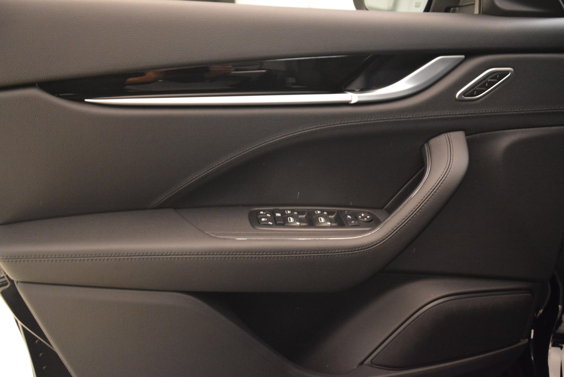 New 2018 Maserati Levante Q4 For Sale In Greenwich, CT. Alfa Romeo of Greenwich, M2076 2113_p16