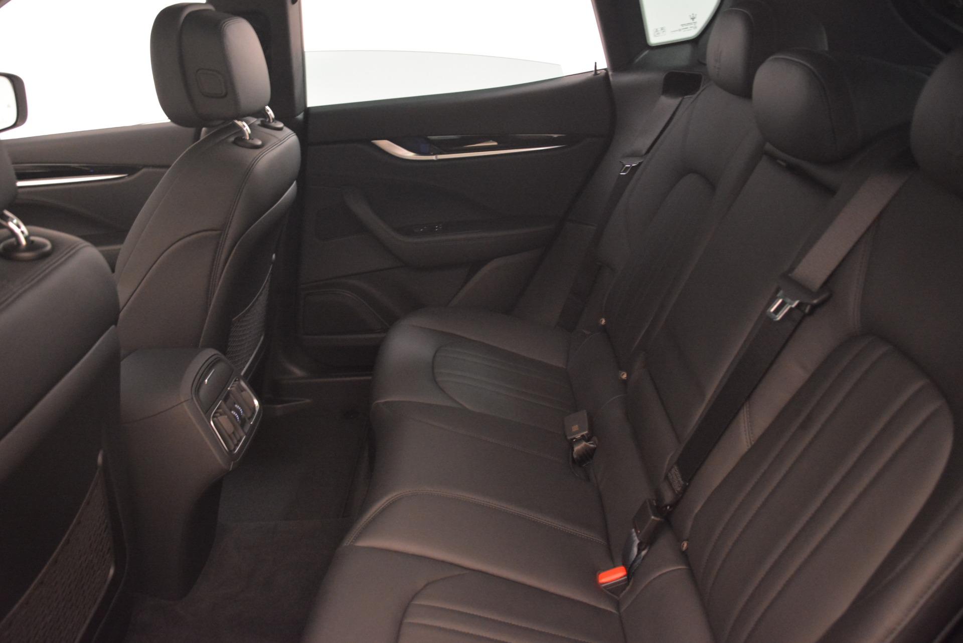 New 2018 Maserati Levante Q4 For Sale In Greenwich, CT. Alfa Romeo of Greenwich, M2076 2113_p18