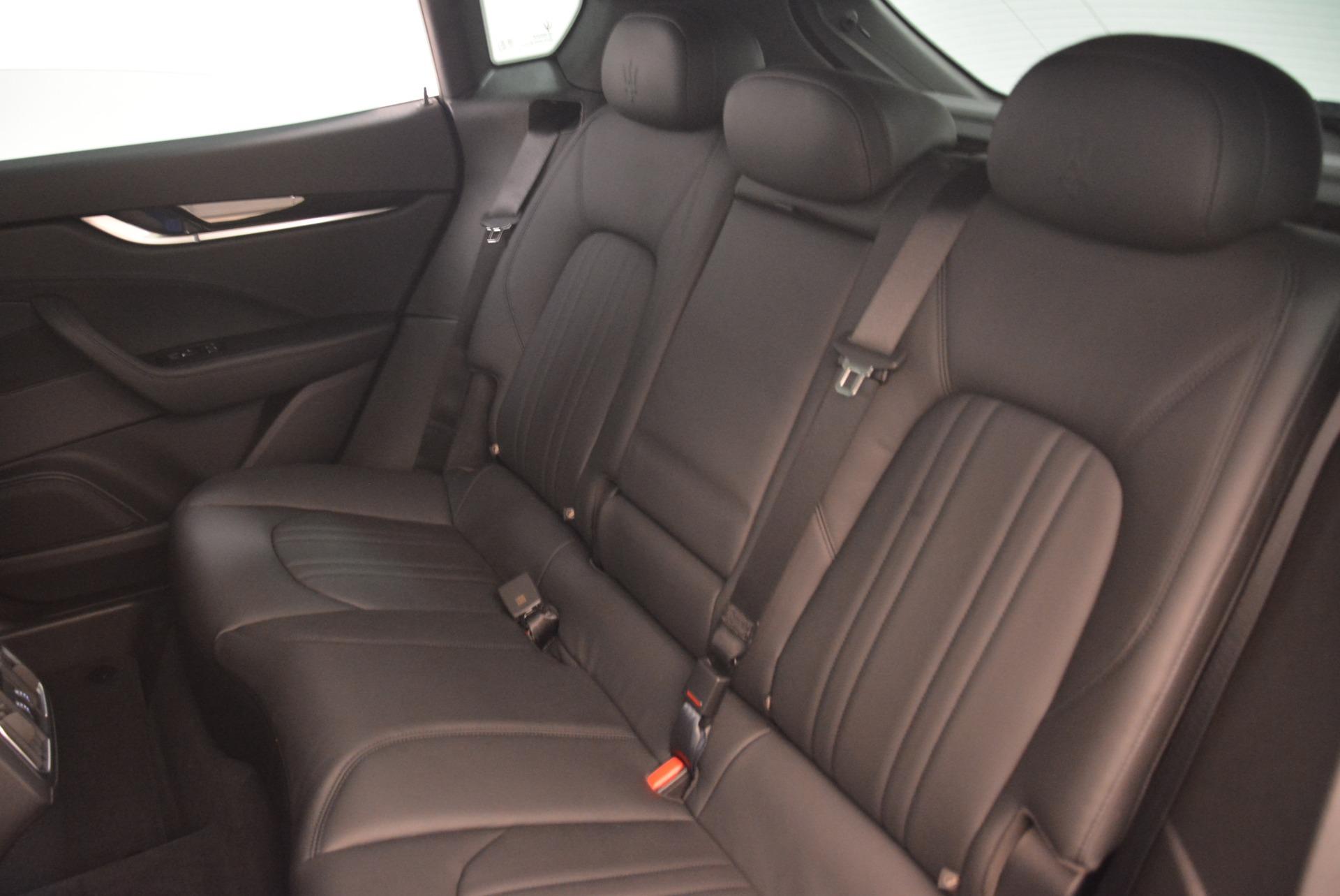 New 2018 Maserati Levante Q4 For Sale In Greenwich, CT. Alfa Romeo of Greenwich, M2076 2113_p19