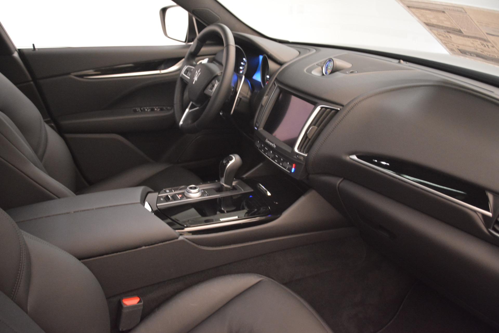 New 2018 Maserati Levante Q4 For Sale In Greenwich, CT. Alfa Romeo of Greenwich, M2076 2113_p20