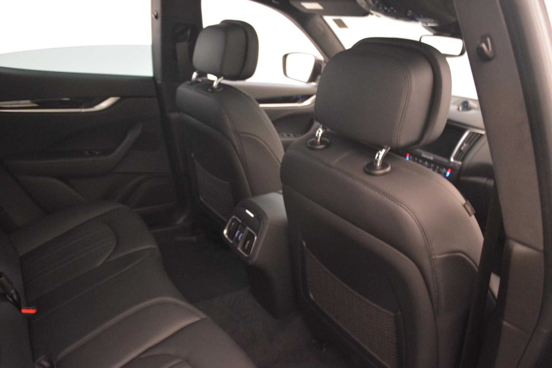 New 2018 Maserati Levante Q4 For Sale In Greenwich, CT. Alfa Romeo of Greenwich, M2076 2113_p23