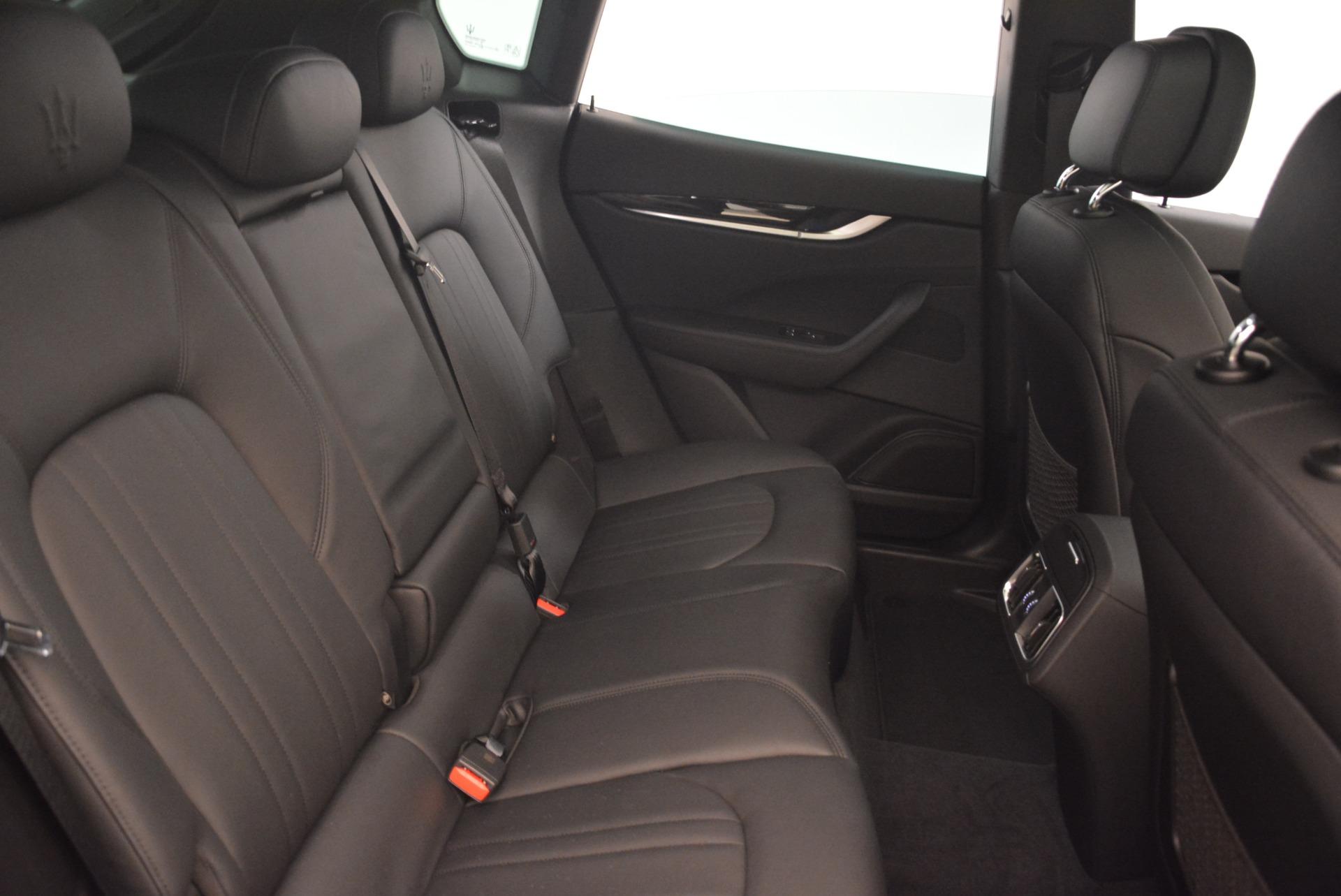 New 2018 Maserati Levante Q4 For Sale In Greenwich, CT. Alfa Romeo of Greenwich, M2076 2113_p24
