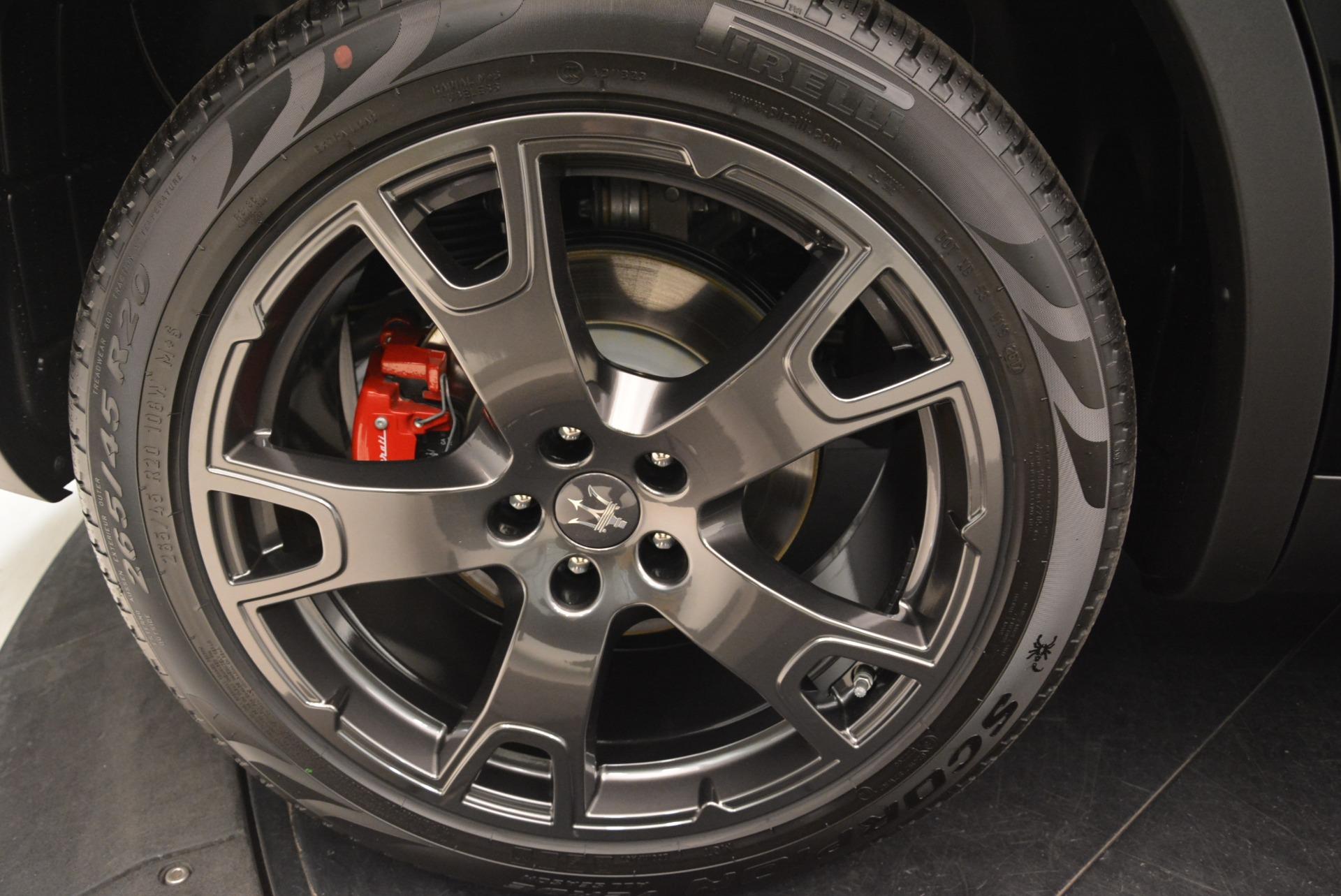 New 2018 Maserati Levante Q4 For Sale In Greenwich, CT. Alfa Romeo of Greenwich, M2076 2113_p26