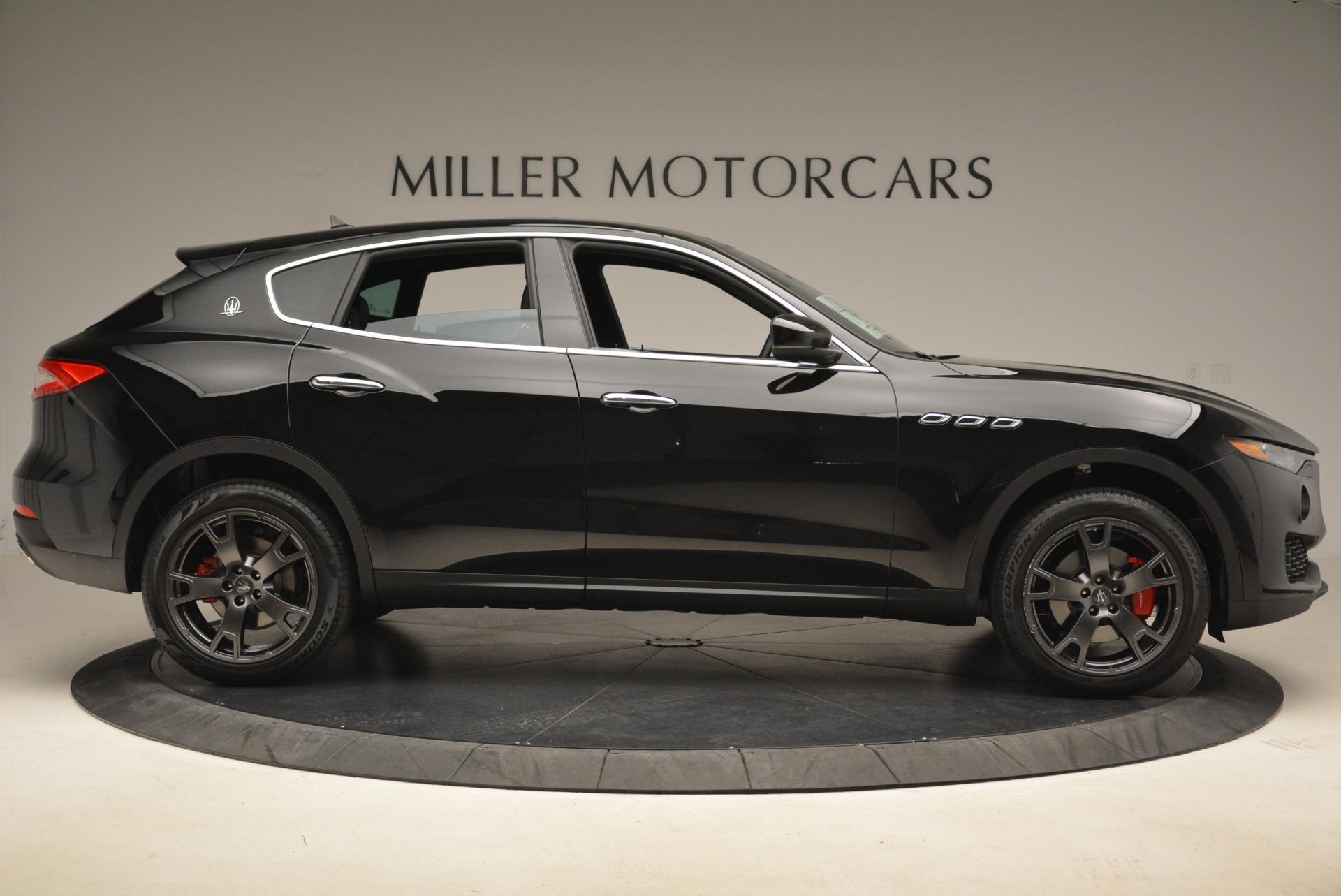 New 2018 Maserati Levante Q4 For Sale In Greenwich, CT. Alfa Romeo of Greenwich, M2076 2113_p8