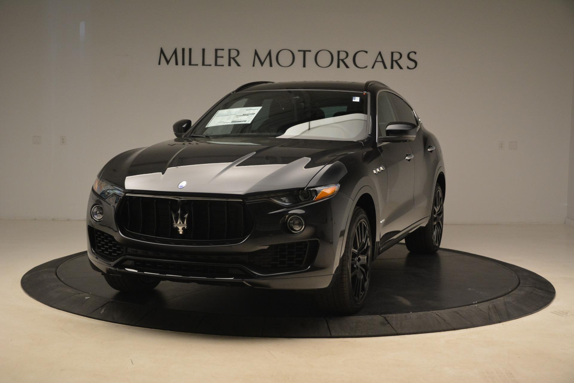 New 2018 Maserati Levante S Q4 Gransport For Sale In Greenwich, CT. Alfa Romeo of Greenwich, M2072 2114_main
