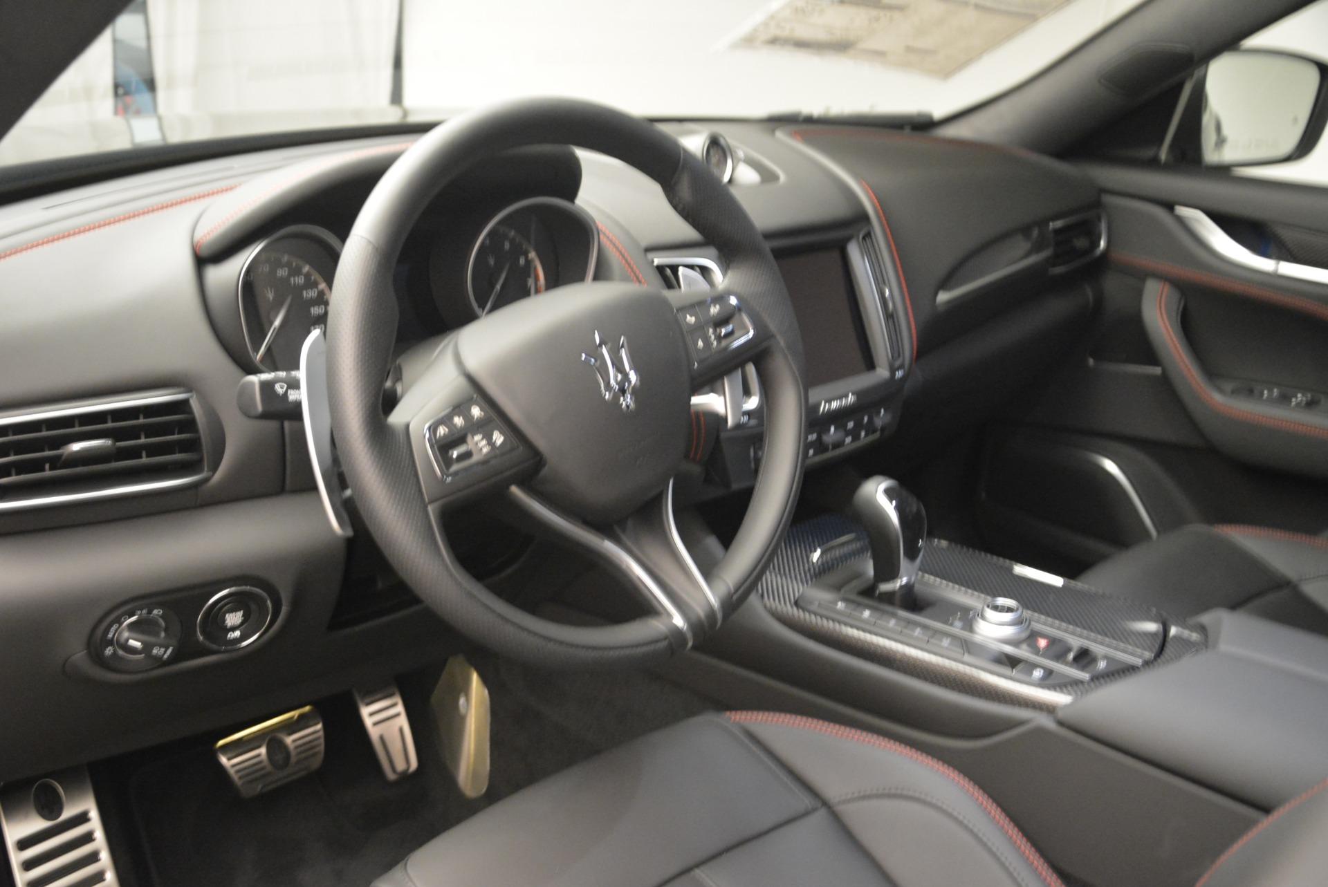 New 2018 Maserati Levante S Q4 Gransport For Sale In Greenwich, CT. Alfa Romeo of Greenwich, M2072 2114_p13