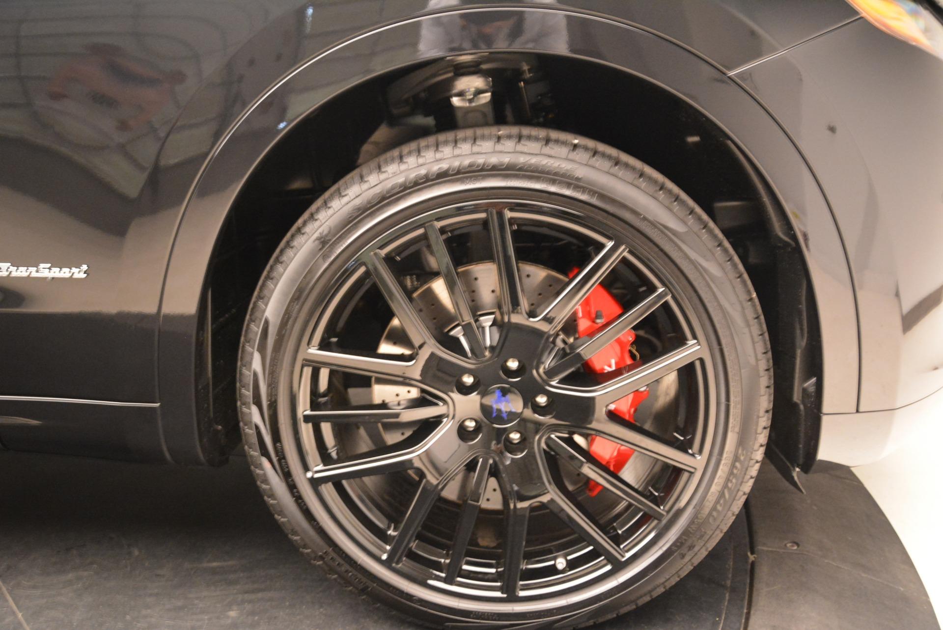 New 2018 Maserati Levante S Q4 Gransport For Sale In Greenwich, CT. Alfa Romeo of Greenwich, M2072 2114_p24