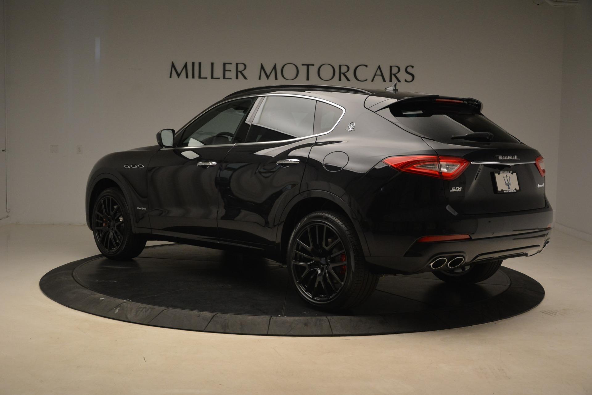 New 2018 Maserati Levante S Q4 Gransport For Sale In Greenwich, CT. Alfa Romeo of Greenwich, M2072 2114_p5