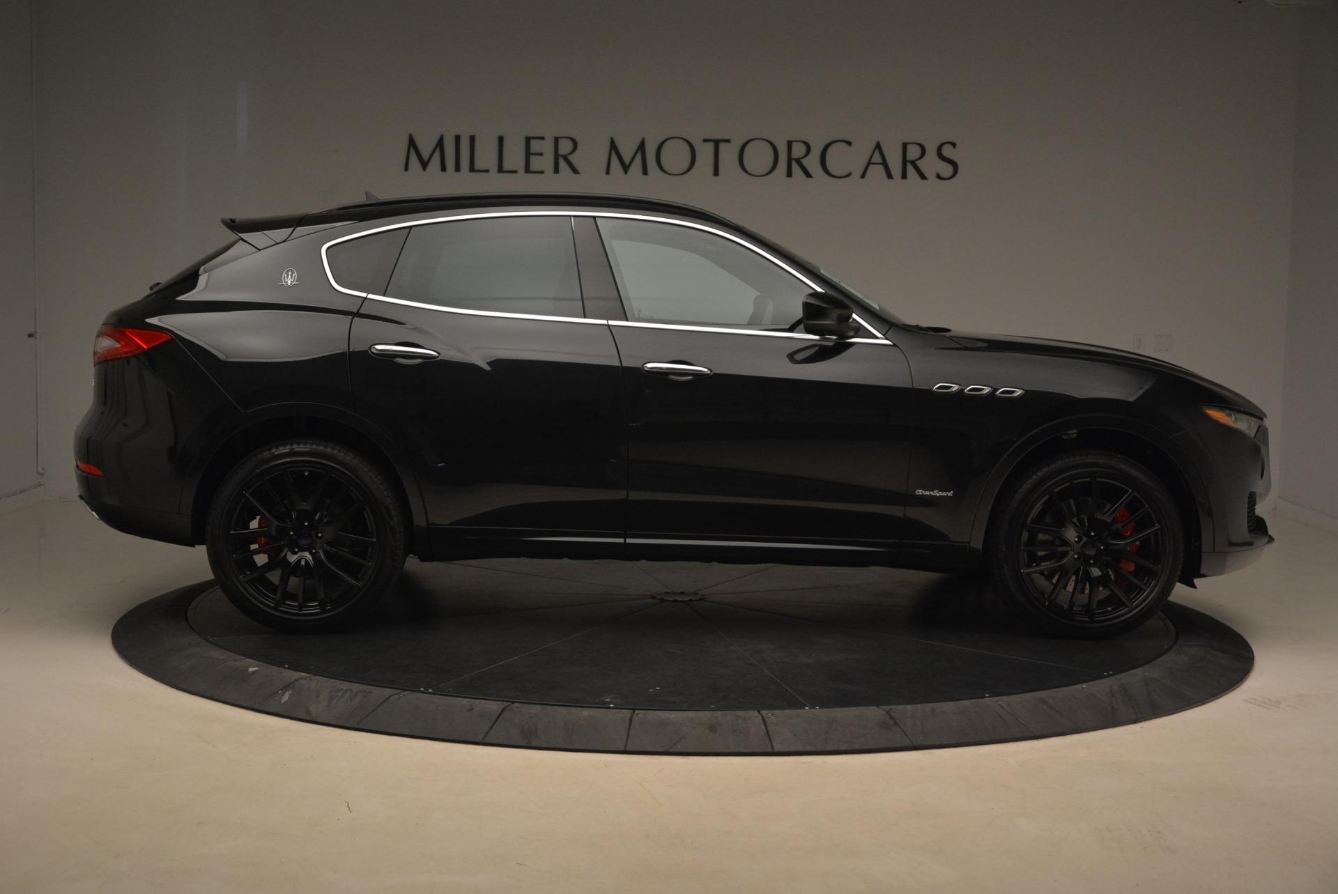 New 2018 Maserati Levante S Q4 Gransport For Sale In Greenwich, CT. Alfa Romeo of Greenwich, M2072 2114_p9