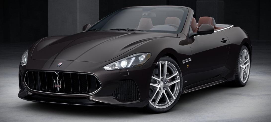 New 2018 Maserati GranTurismo Sport Convertible For Sale In Greenwich, CT. Alfa Romeo of Greenwich, W577 2115_main