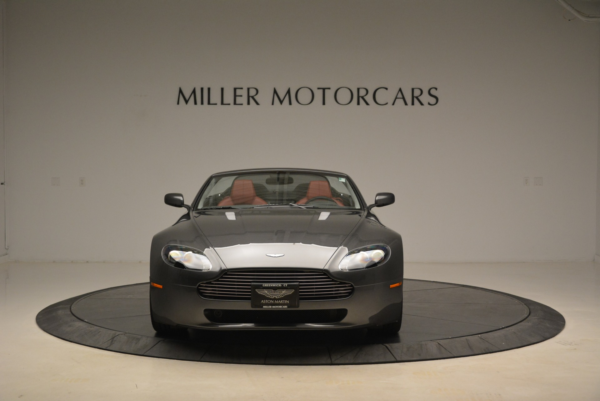 Used 2009 Aston Martin V8 Vantage Roadster For Sale In Greenwich, CT. Alfa Romeo of Greenwich, 7333 2123_p12