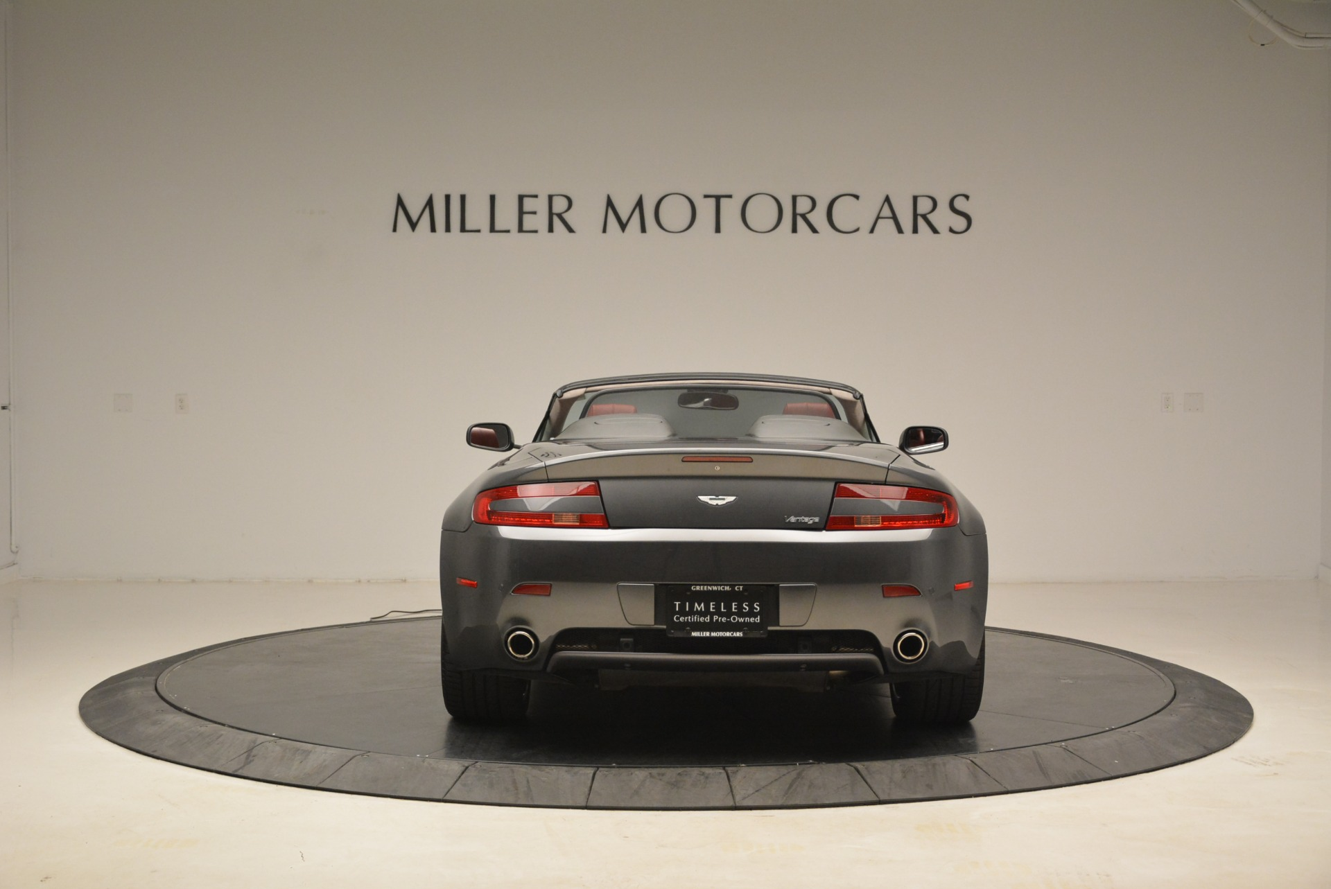 Used 2009 Aston Martin V8 Vantage Roadster For Sale In Greenwich, CT. Alfa Romeo of Greenwich, 7333 2123_p6