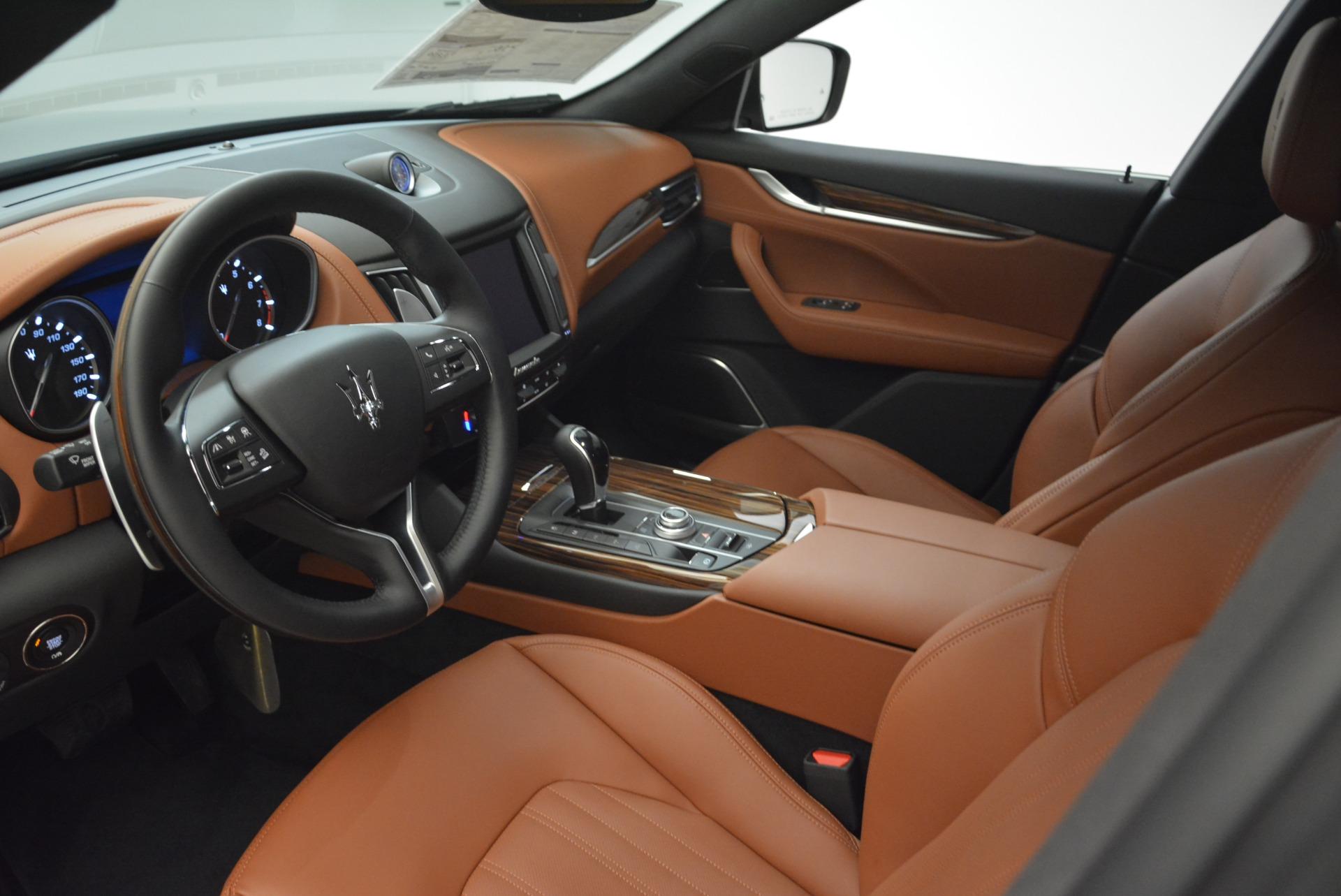 New 2018 Maserati Levante S Q4 GranLusso For Sale In Greenwich, CT. Alfa Romeo of Greenwich, M2077 2124_p12