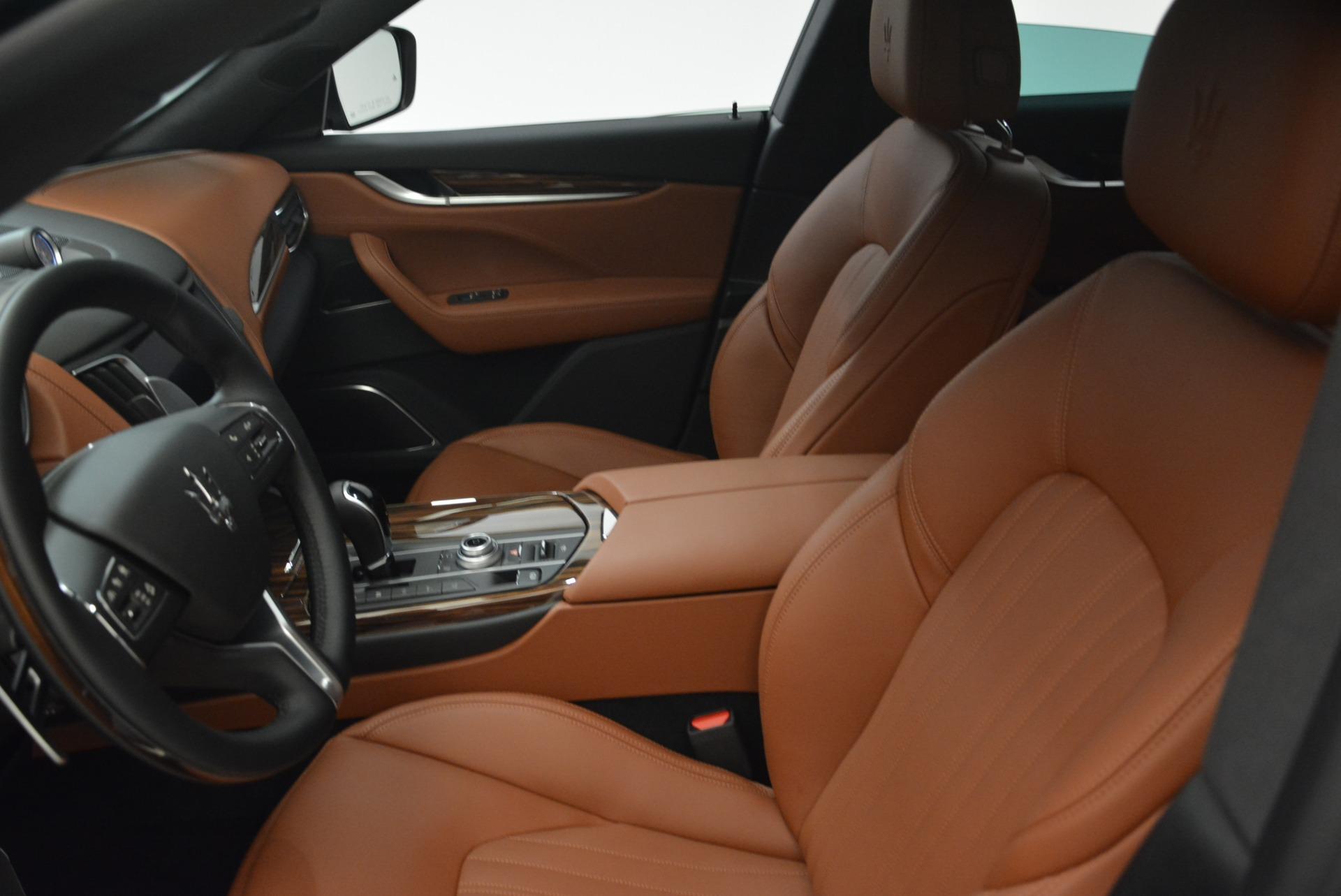 New 2018 Maserati Levante S Q4 GranLusso For Sale In Greenwich, CT. Alfa Romeo of Greenwich, M2077 2124_p13