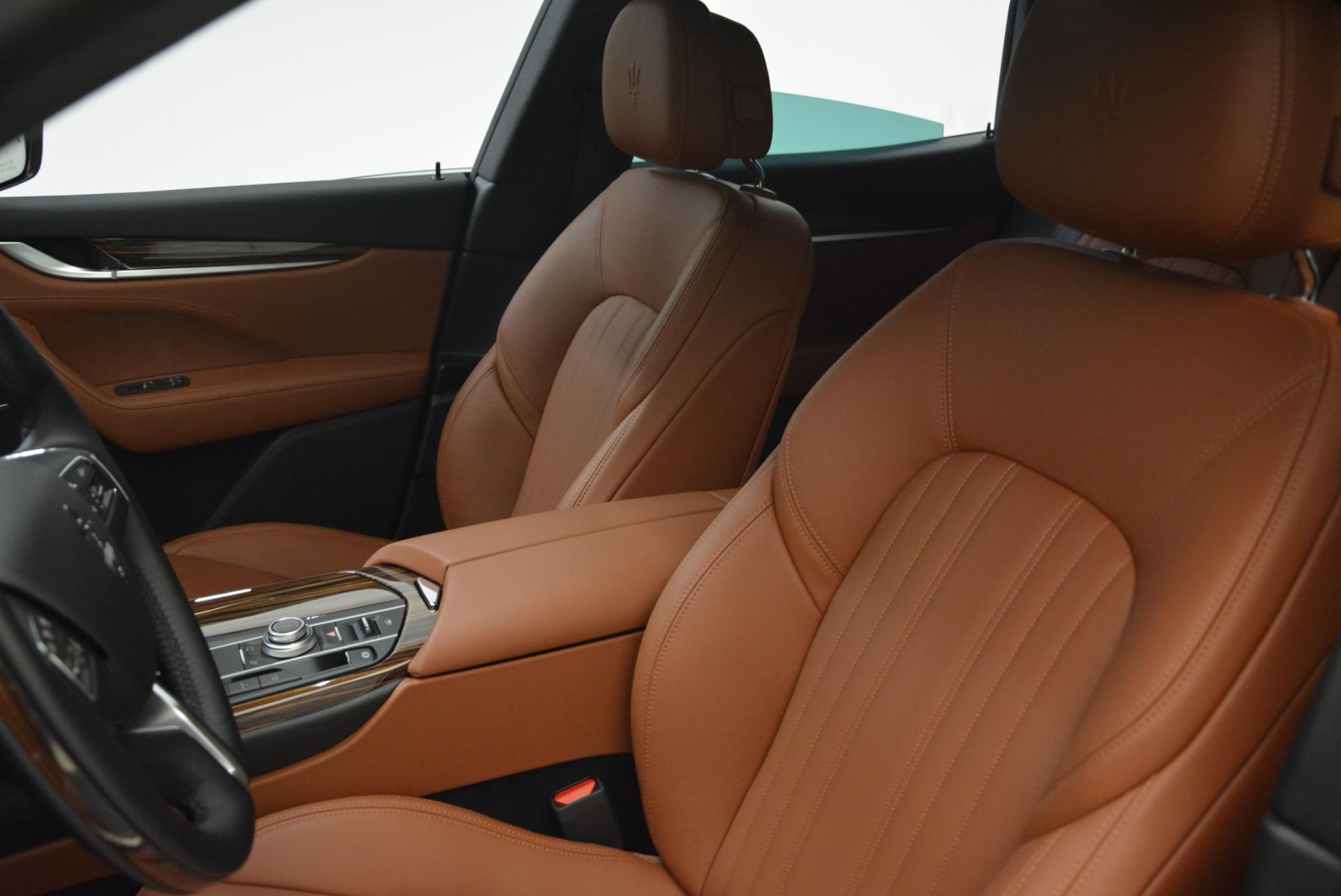New 2018 Maserati Levante S Q4 GranLusso For Sale In Greenwich, CT. Alfa Romeo of Greenwich, M2077 2124_p14