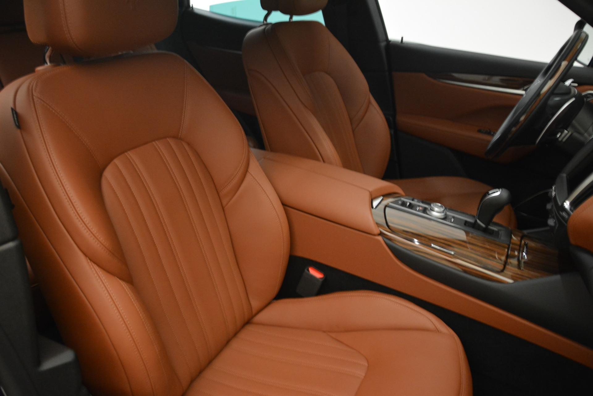 New 2018 Maserati Levante S Q4 GranLusso For Sale In Greenwich, CT. Alfa Romeo of Greenwich, M2077 2124_p22