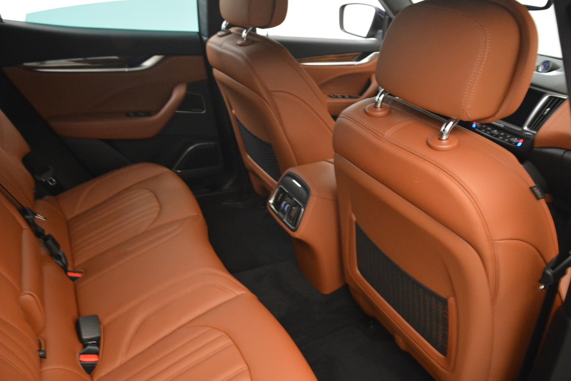 New 2018 Maserati Levante S Q4 GranLusso For Sale In Greenwich, CT. Alfa Romeo of Greenwich, M2077 2124_p23