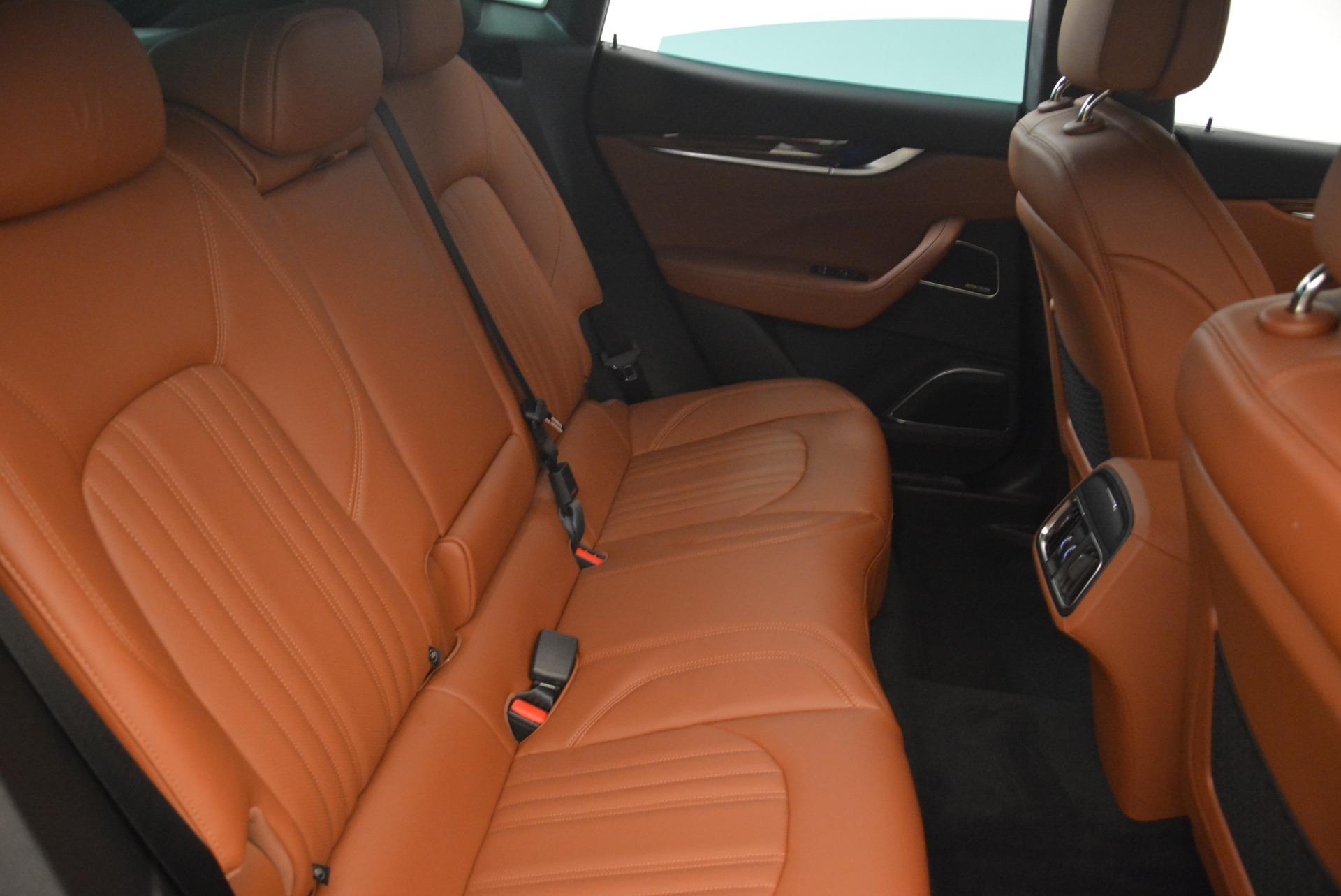 New 2018 Maserati Levante S Q4 GranLusso For Sale In Greenwich, CT. Alfa Romeo of Greenwich, M2077 2124_p24