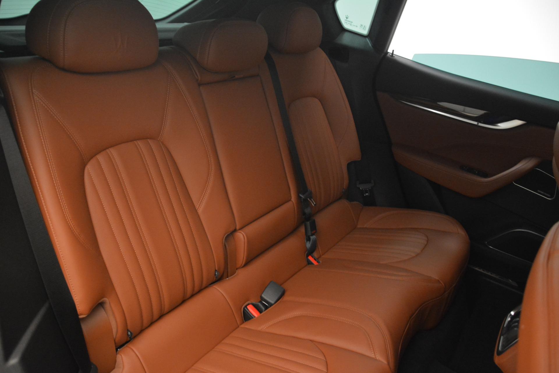 New 2018 Maserati Levante S Q4 GranLusso For Sale In Greenwich, CT. Alfa Romeo of Greenwich, M2077 2124_p25