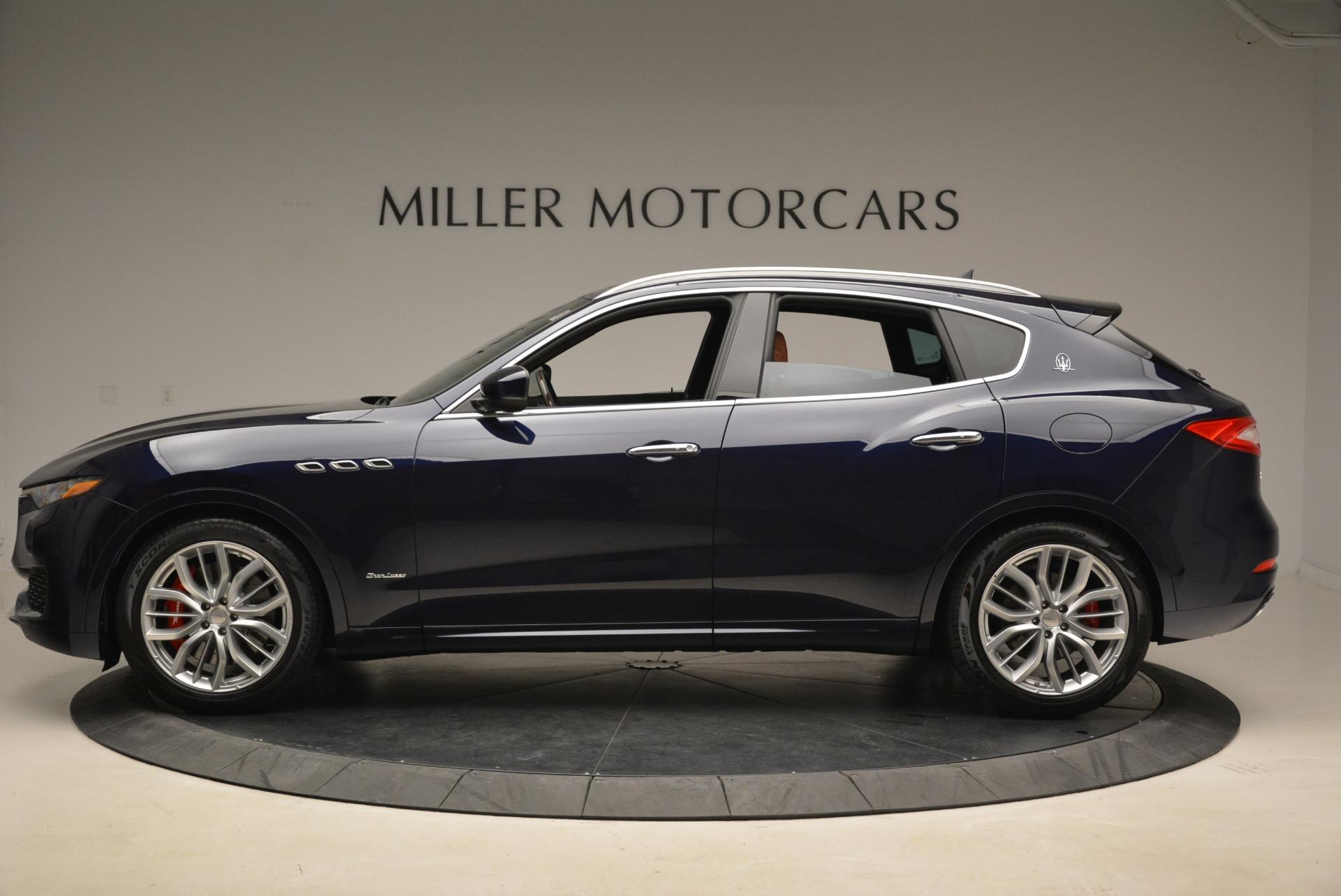 New 2018 Maserati Levante S Q4 GranLusso For Sale In Greenwich, CT. Alfa Romeo of Greenwich, M2077 2124_p2