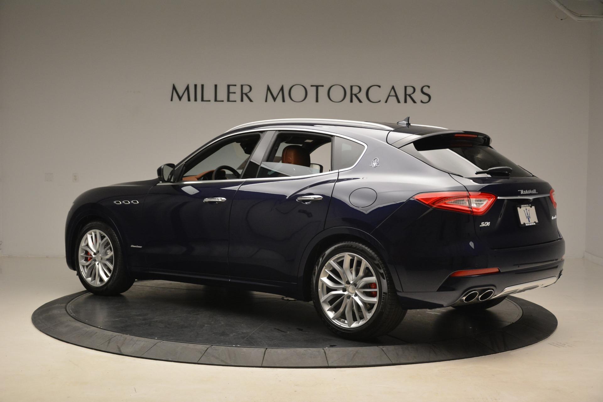 New 2018 Maserati Levante S Q4 GranLusso For Sale In Greenwich, CT. Alfa Romeo of Greenwich, M2077 2124_p3