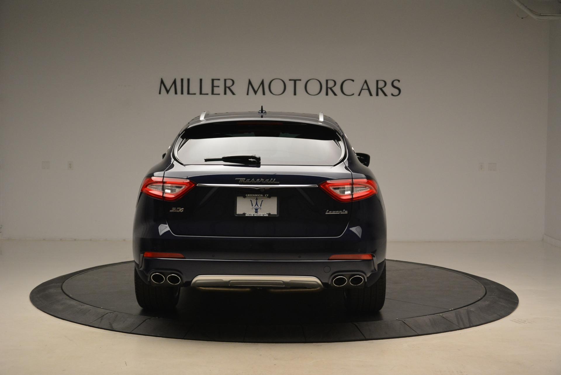 New 2018 Maserati Levante S Q4 GranLusso For Sale In Greenwich, CT. Alfa Romeo of Greenwich, M2077 2124_p5
