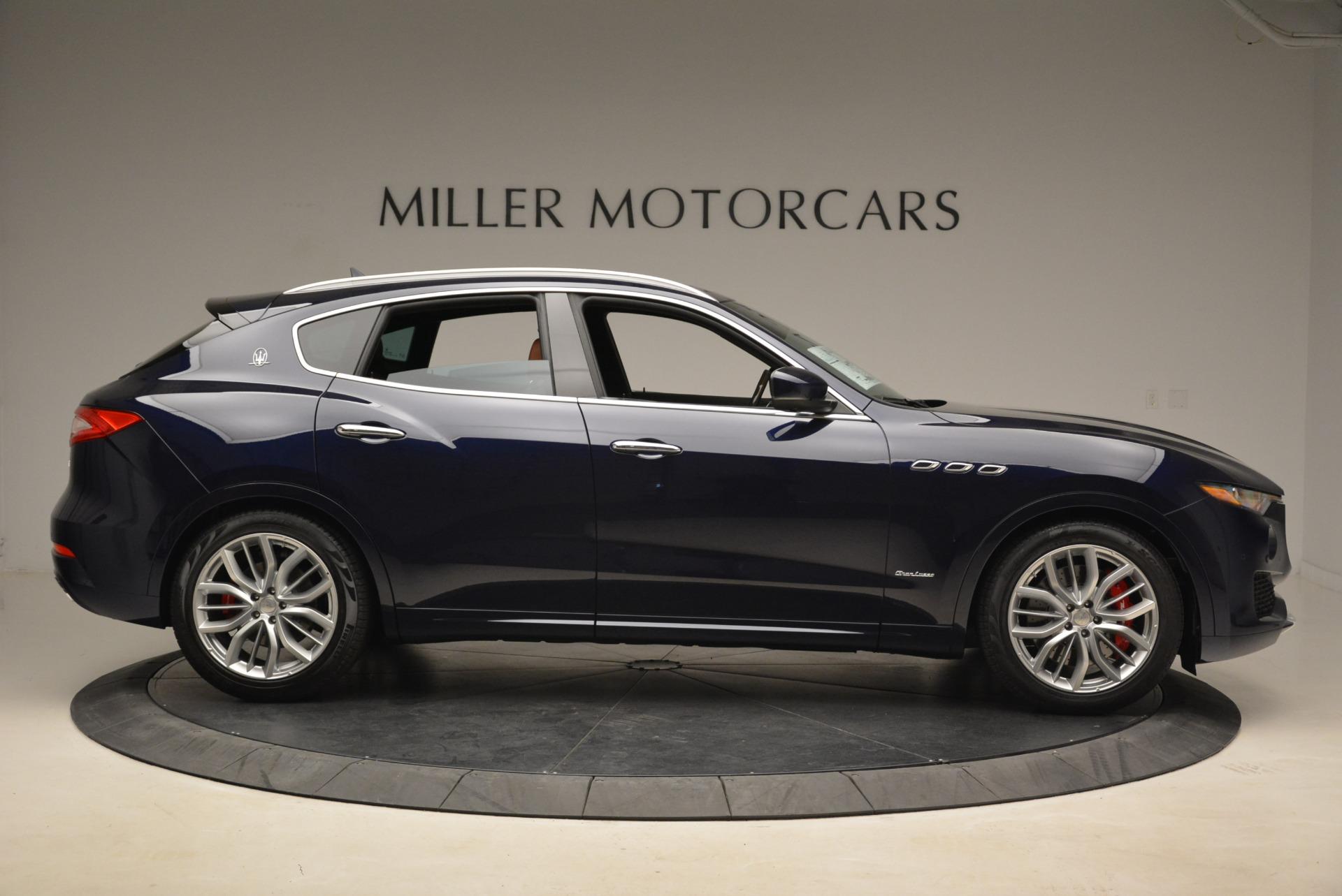 New 2018 Maserati Levante S Q4 GranLusso For Sale In Greenwich, CT. Alfa Romeo of Greenwich, M2077 2124_p8
