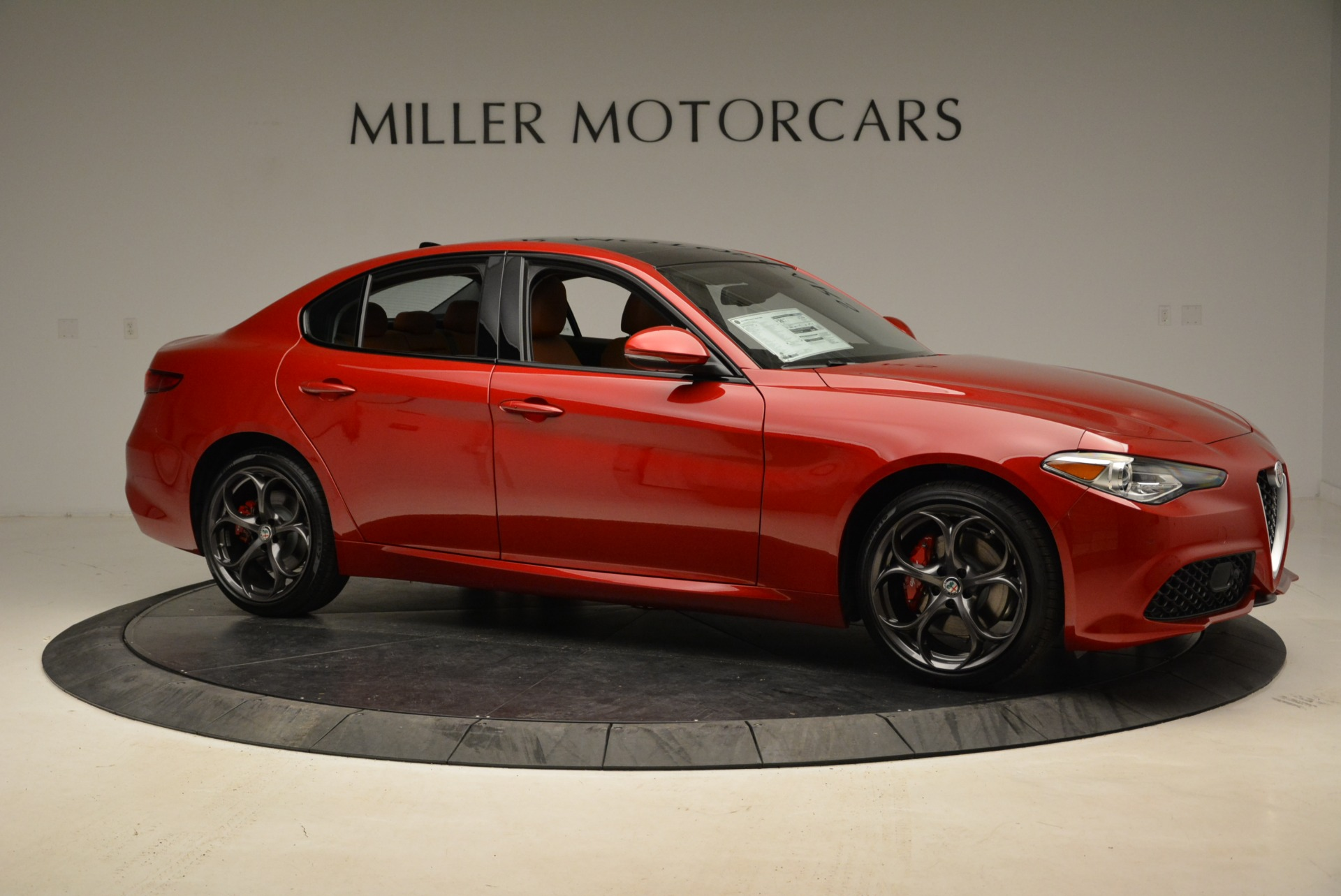 New 2018 Alfa Romeo Giulia Ti Sport Q4 For Sale In Greenwich, CT. Alfa Romeo of Greenwich, L365 2126_p10